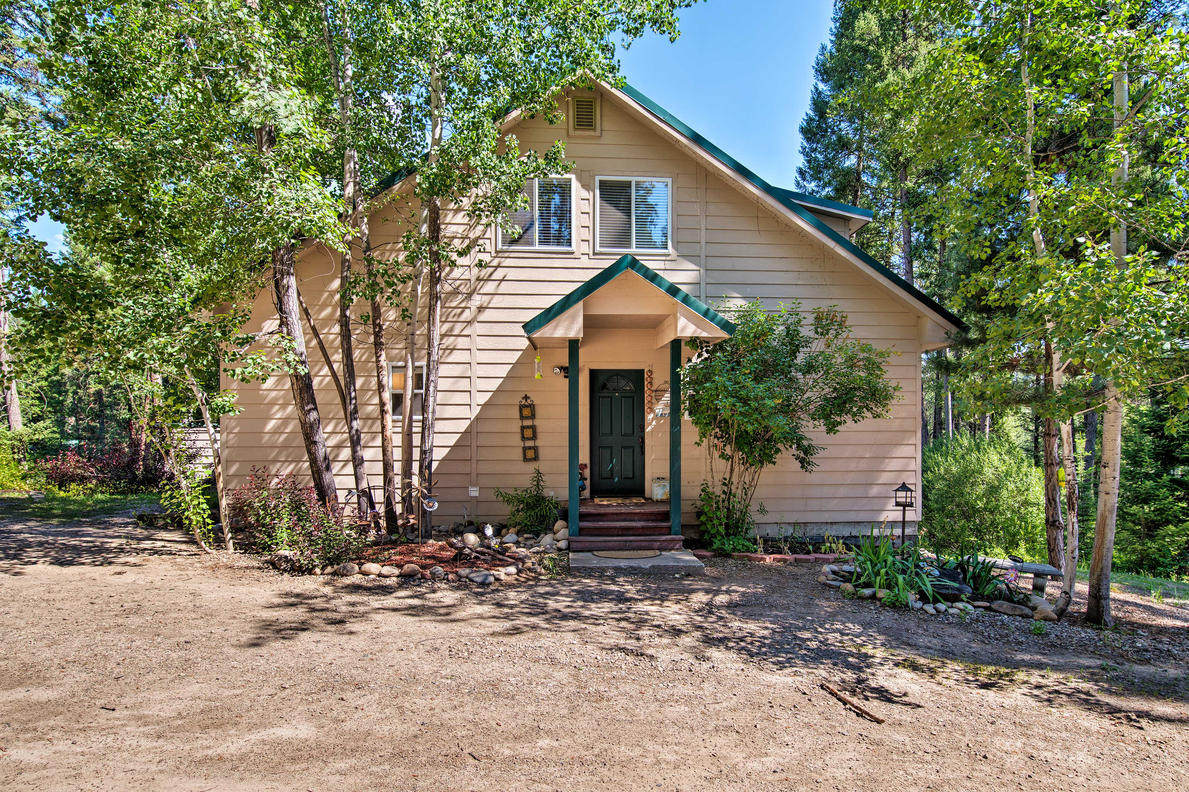 You'll never want to leave this tastefully remodeled Western Iowa residence.