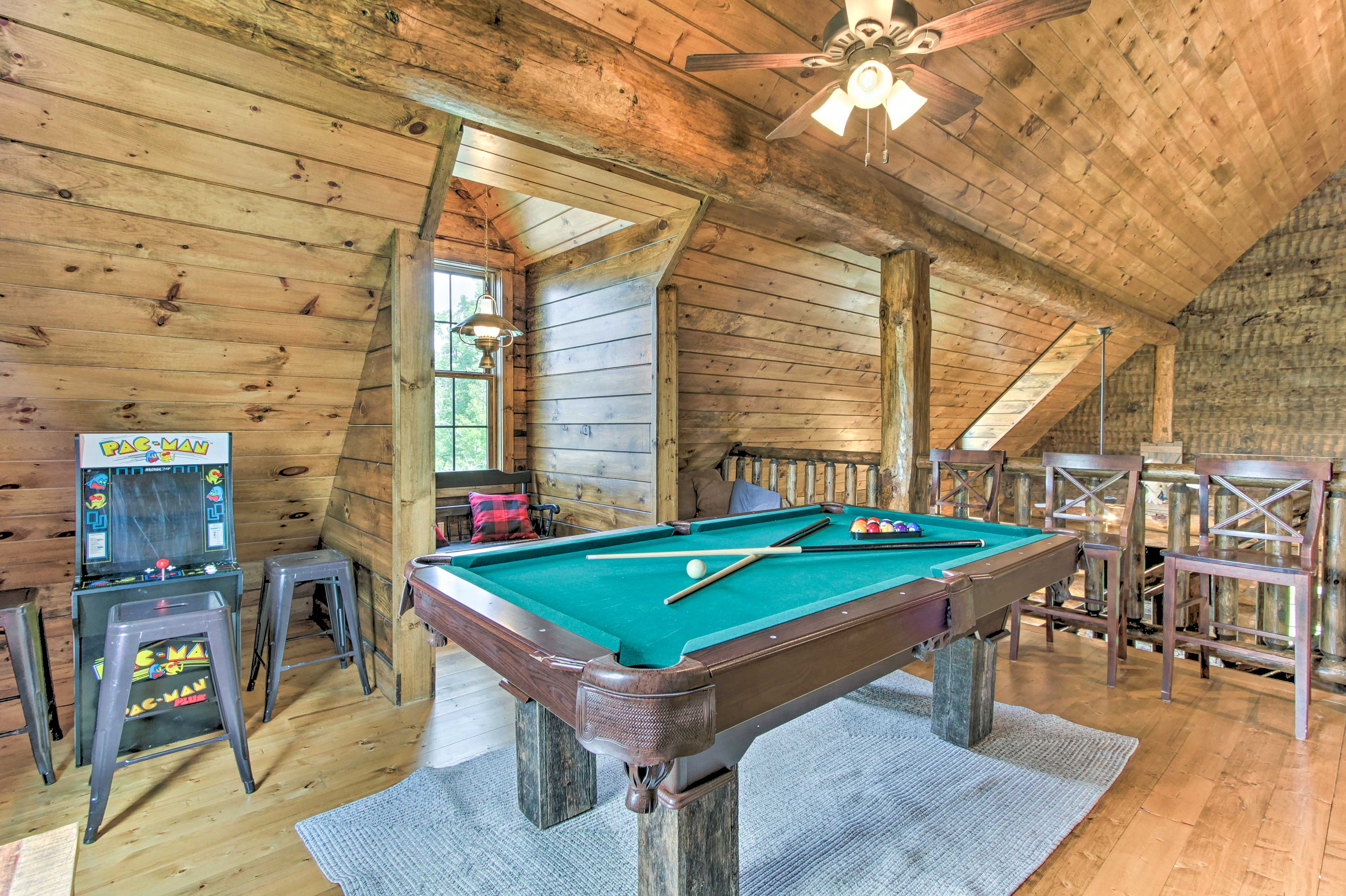 Who's up for a game of pool.