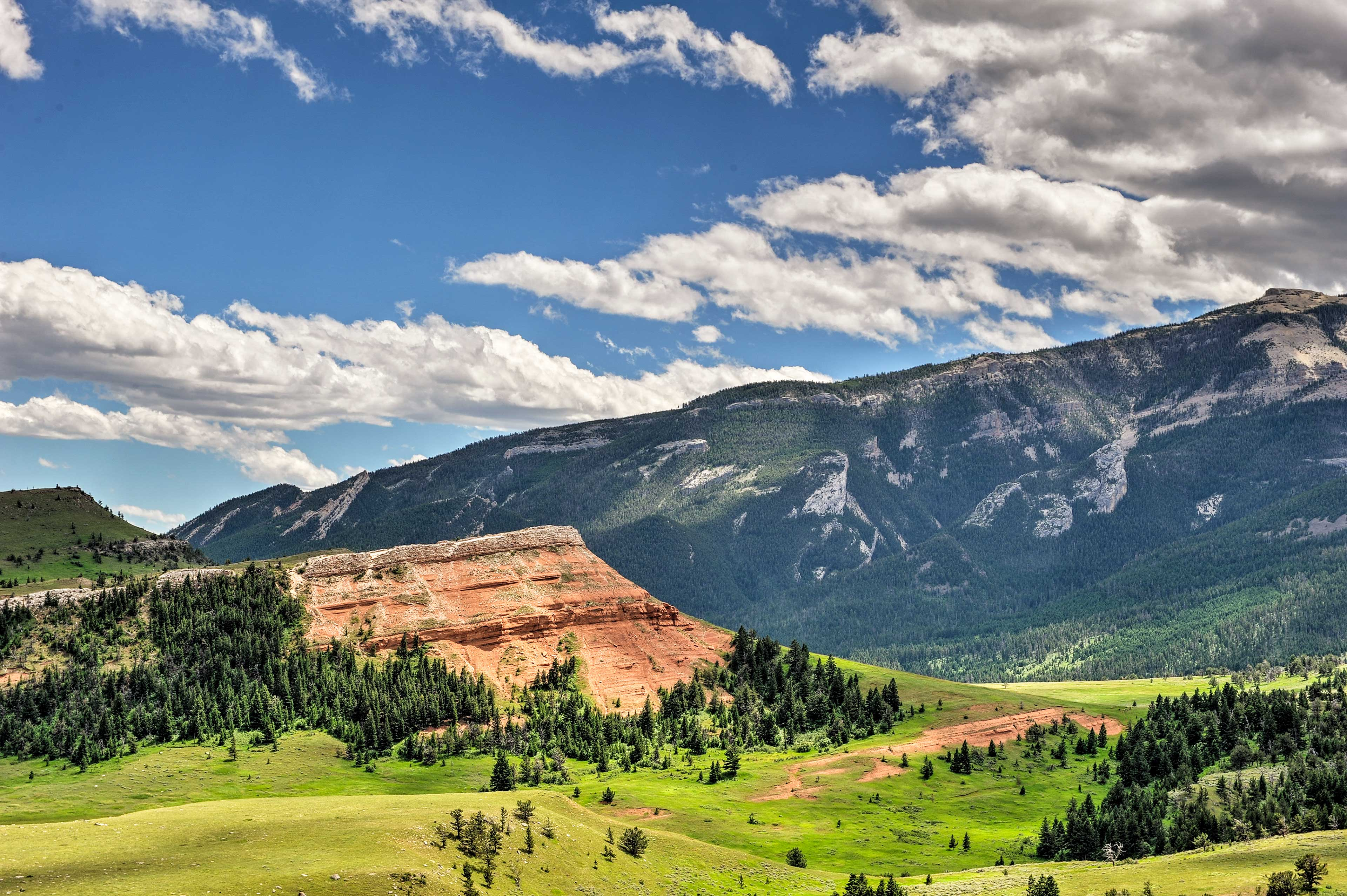 Get away from it all in the grand western landscape.