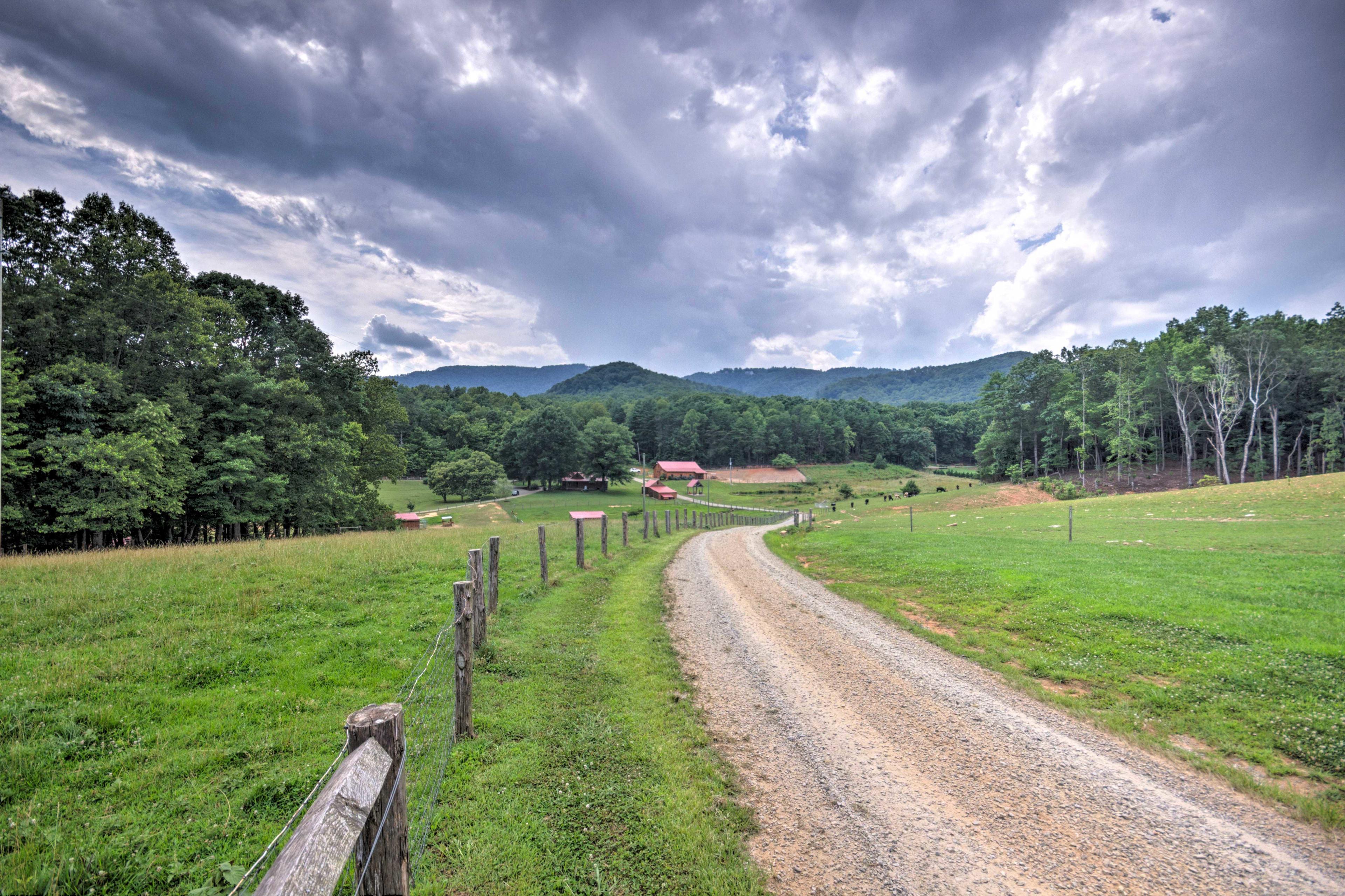 Welcome to your dream Thurmond, North Carolina destination!