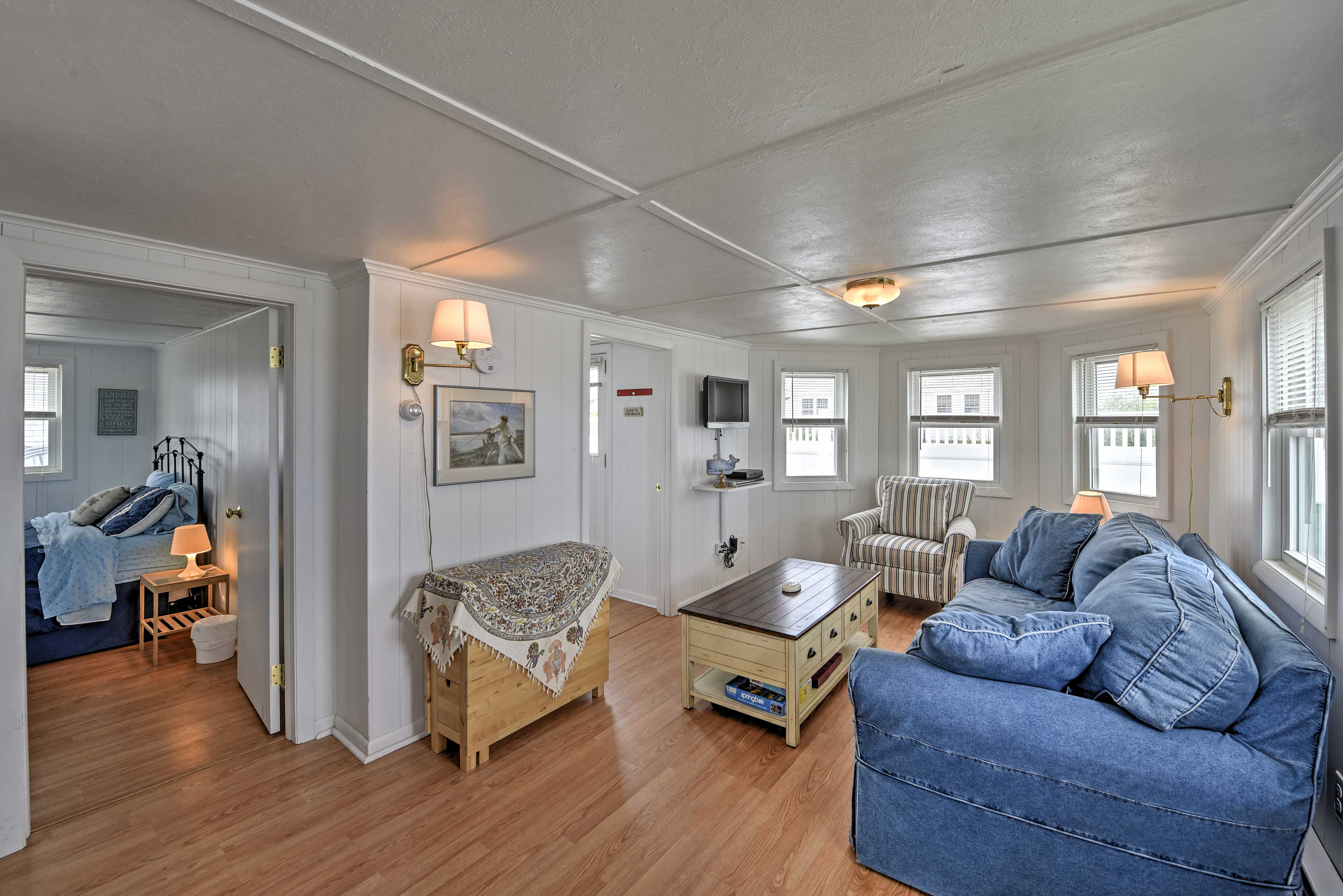 Plan a relaxing retreat to this picturesque home in South Kingston, RI!