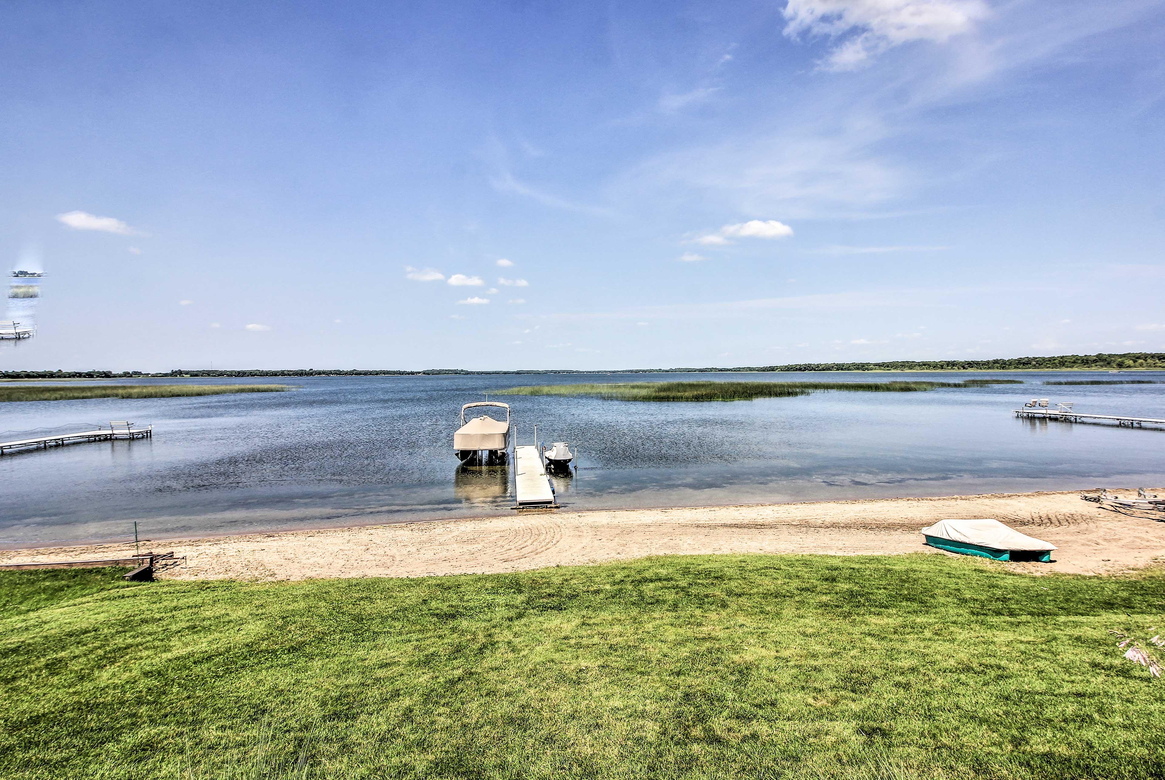 Direct Lake Access