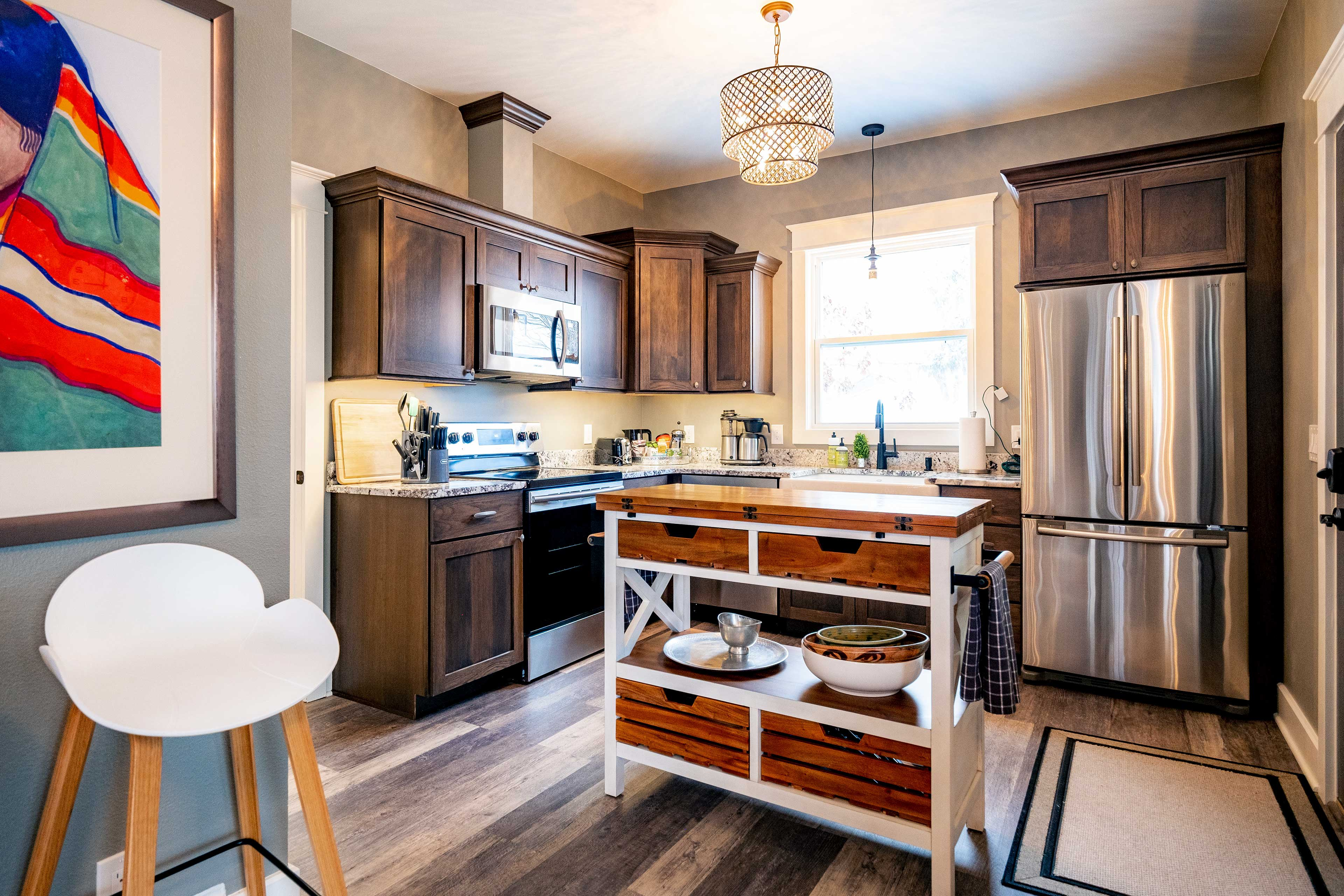 Kitchen | Stainless Steel Appliances