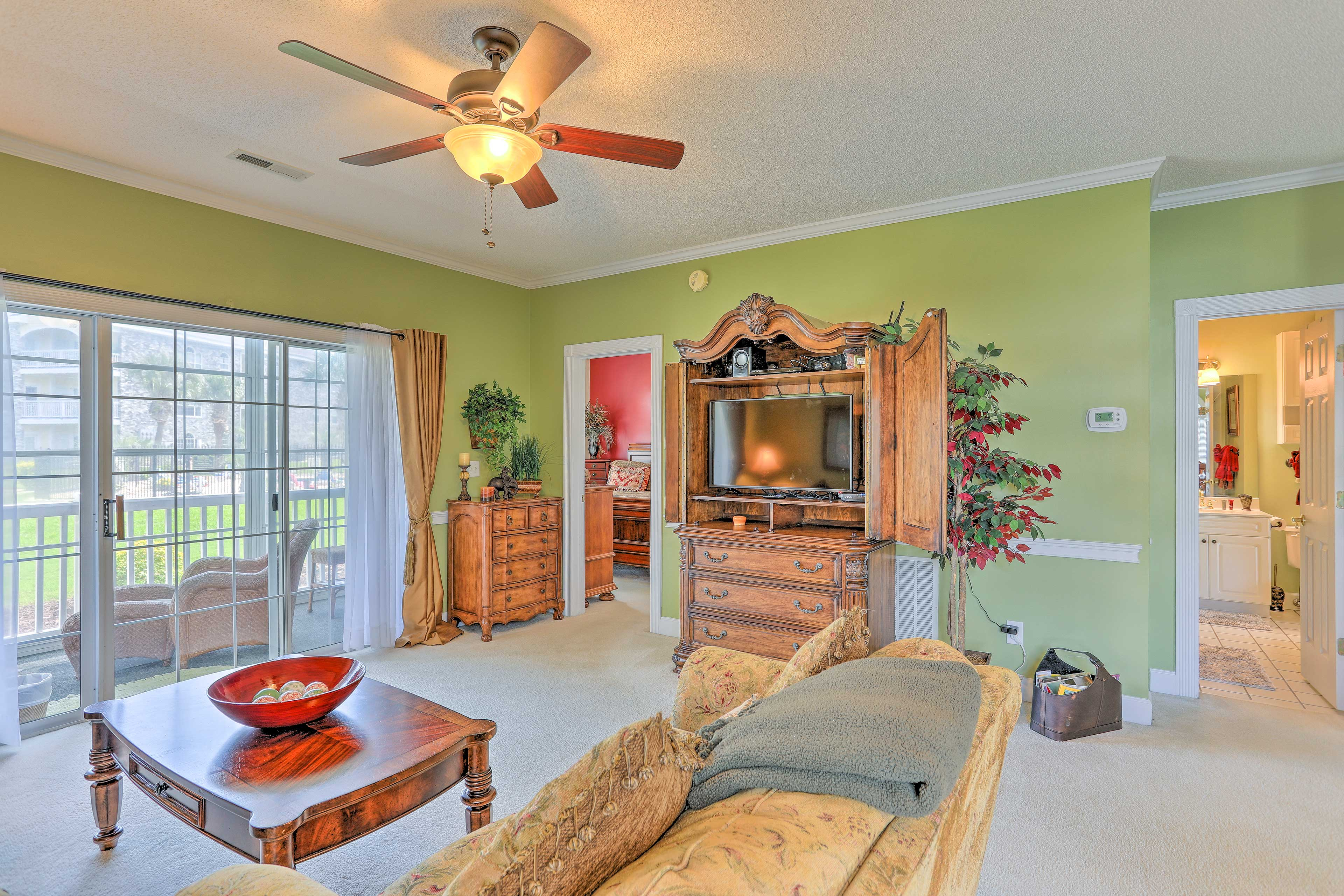 The property features 1,100 square-feet of living space.