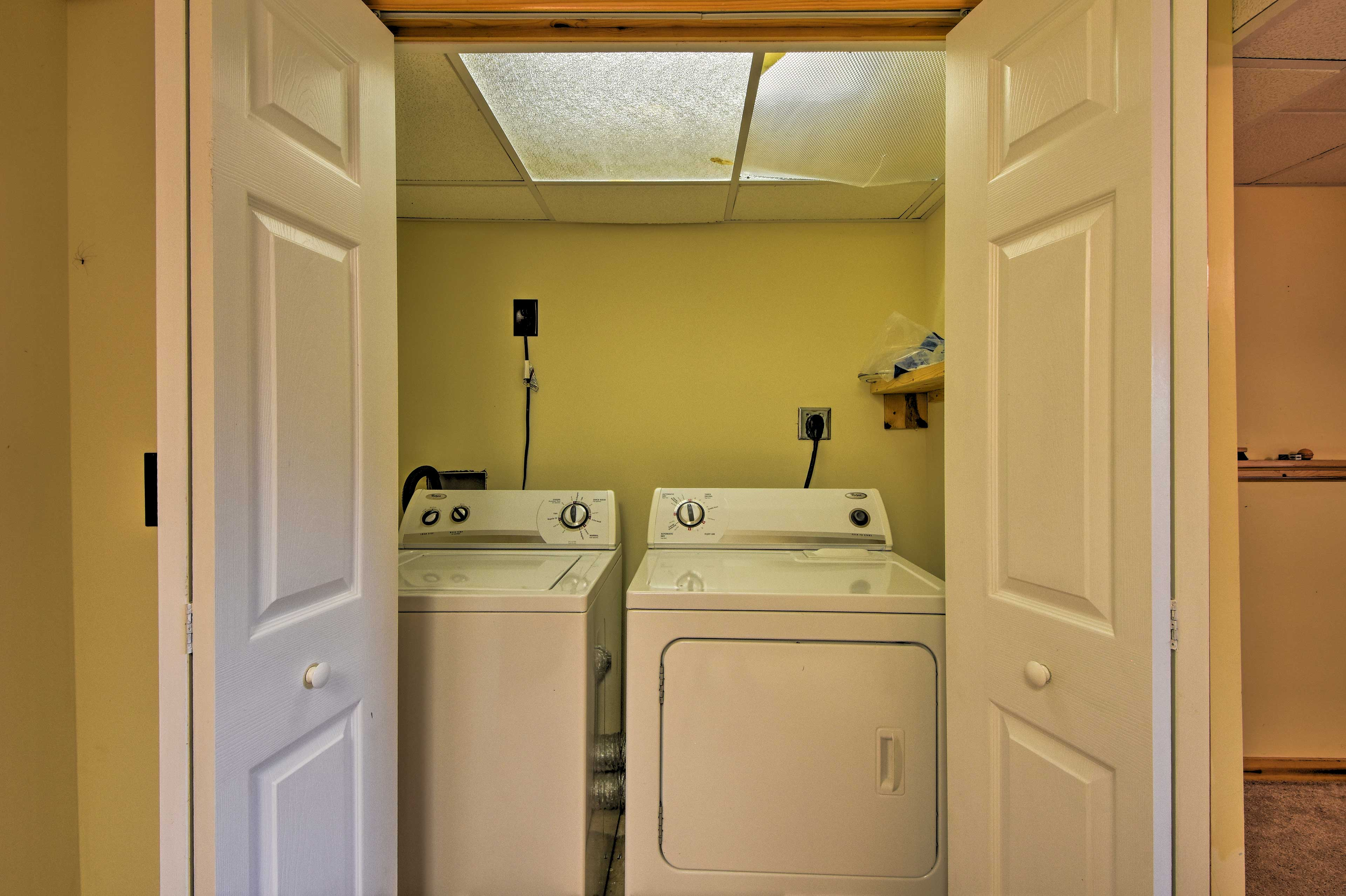 Keep your clothes fresh during extended stays.