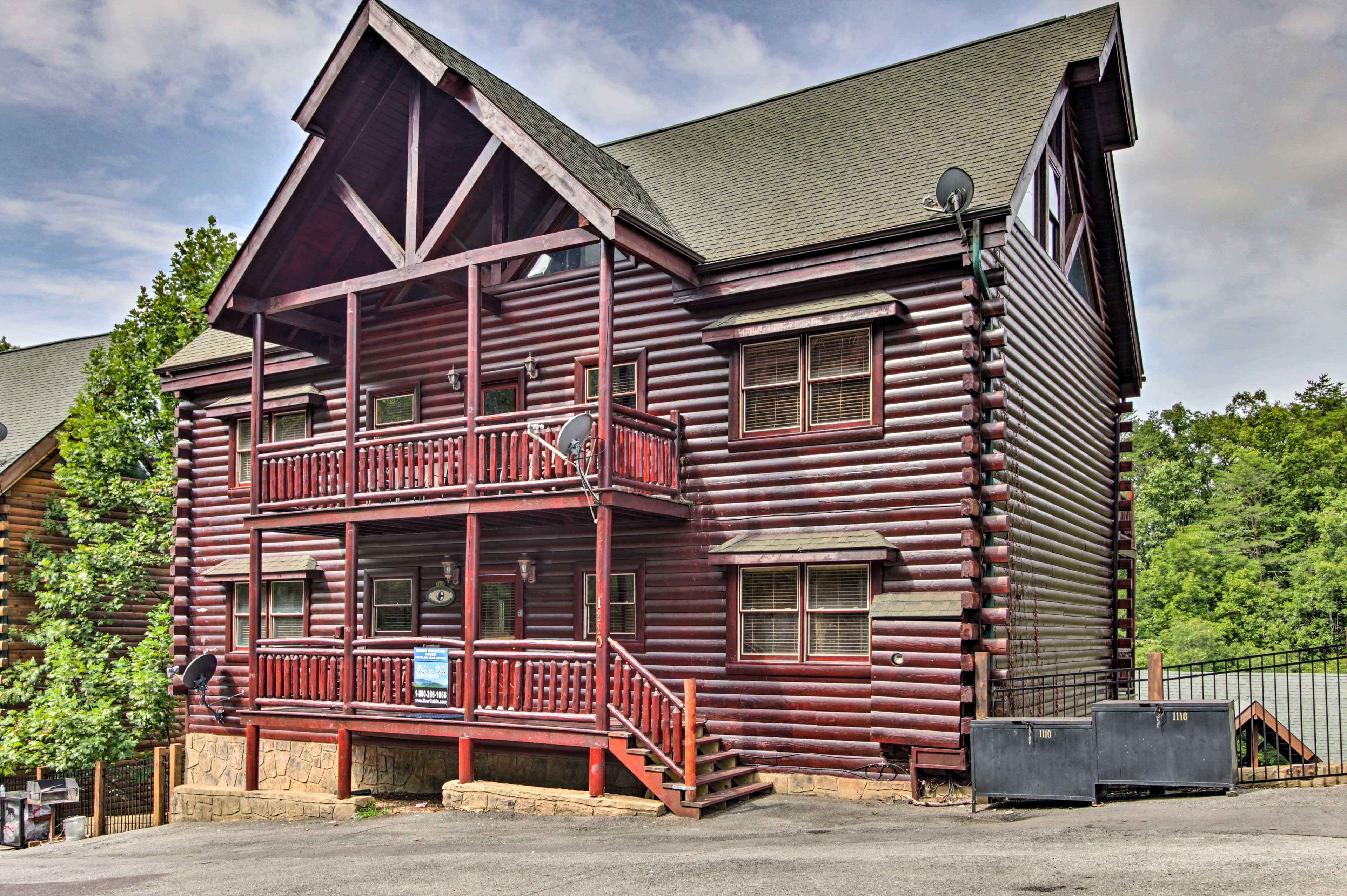 Looking to getaway on a family vacation? Come stay at this vacation rental!