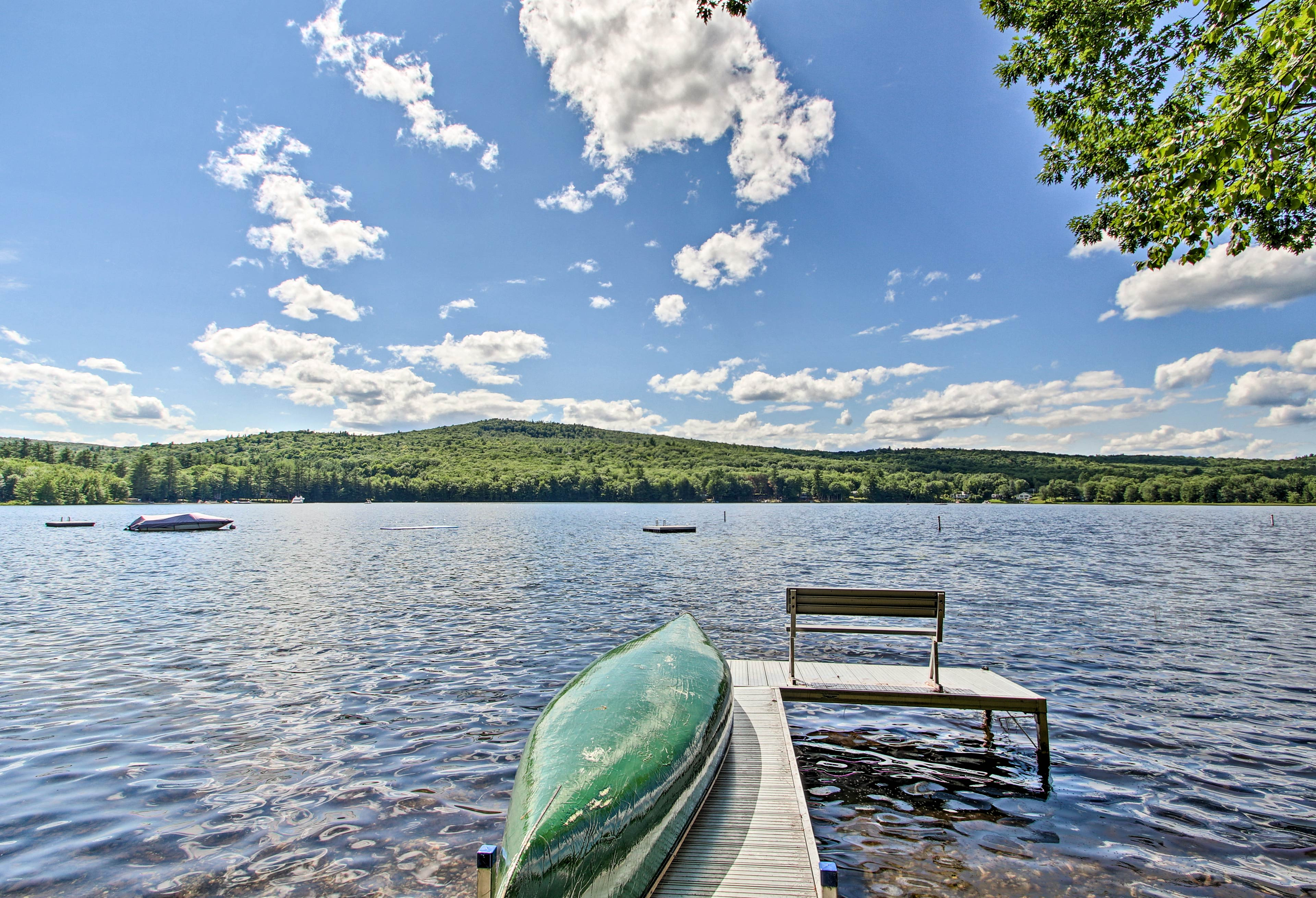 This Hartford home is the perfect spot for a summer family vacation!