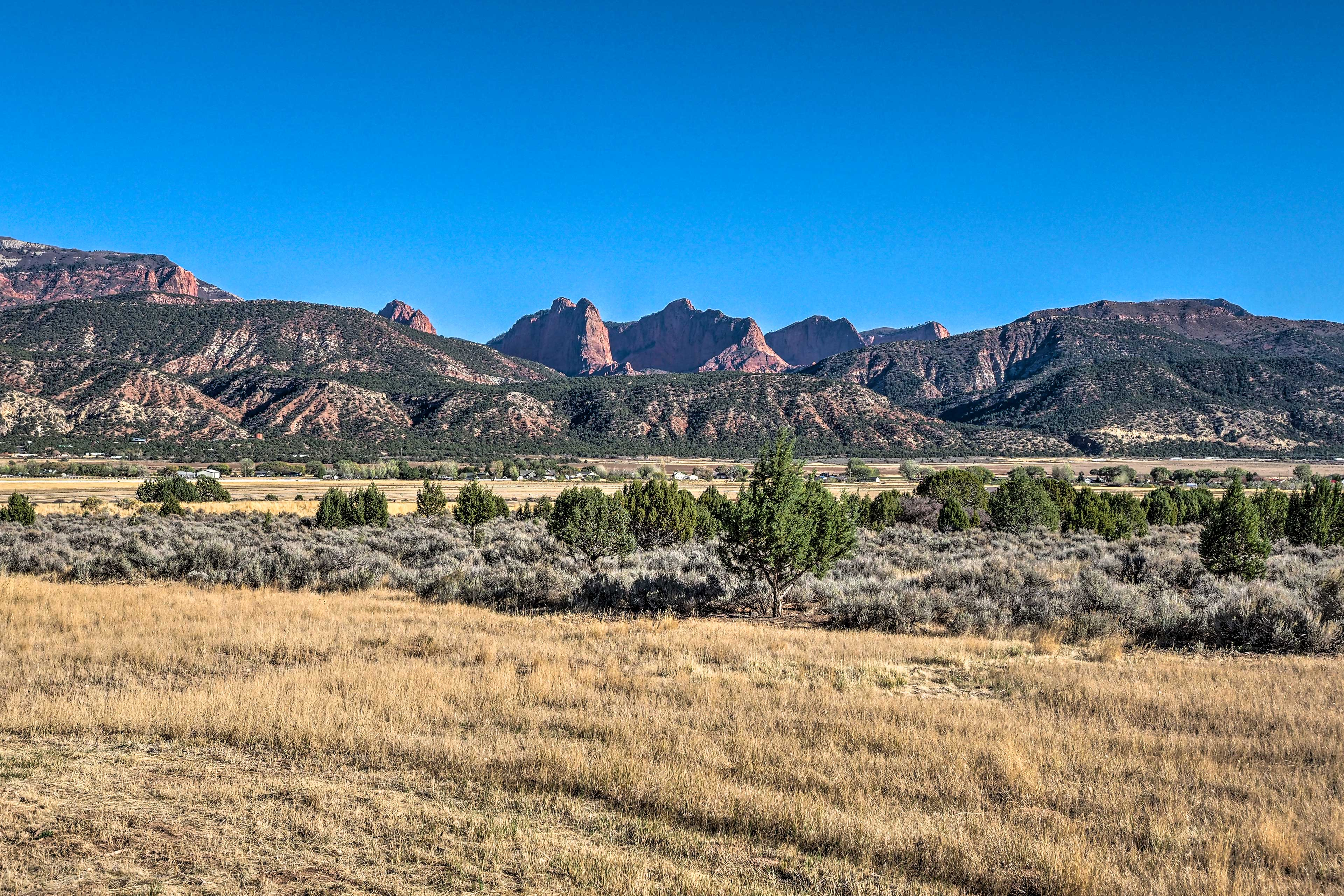 Book your Zion National Forest getaway today!