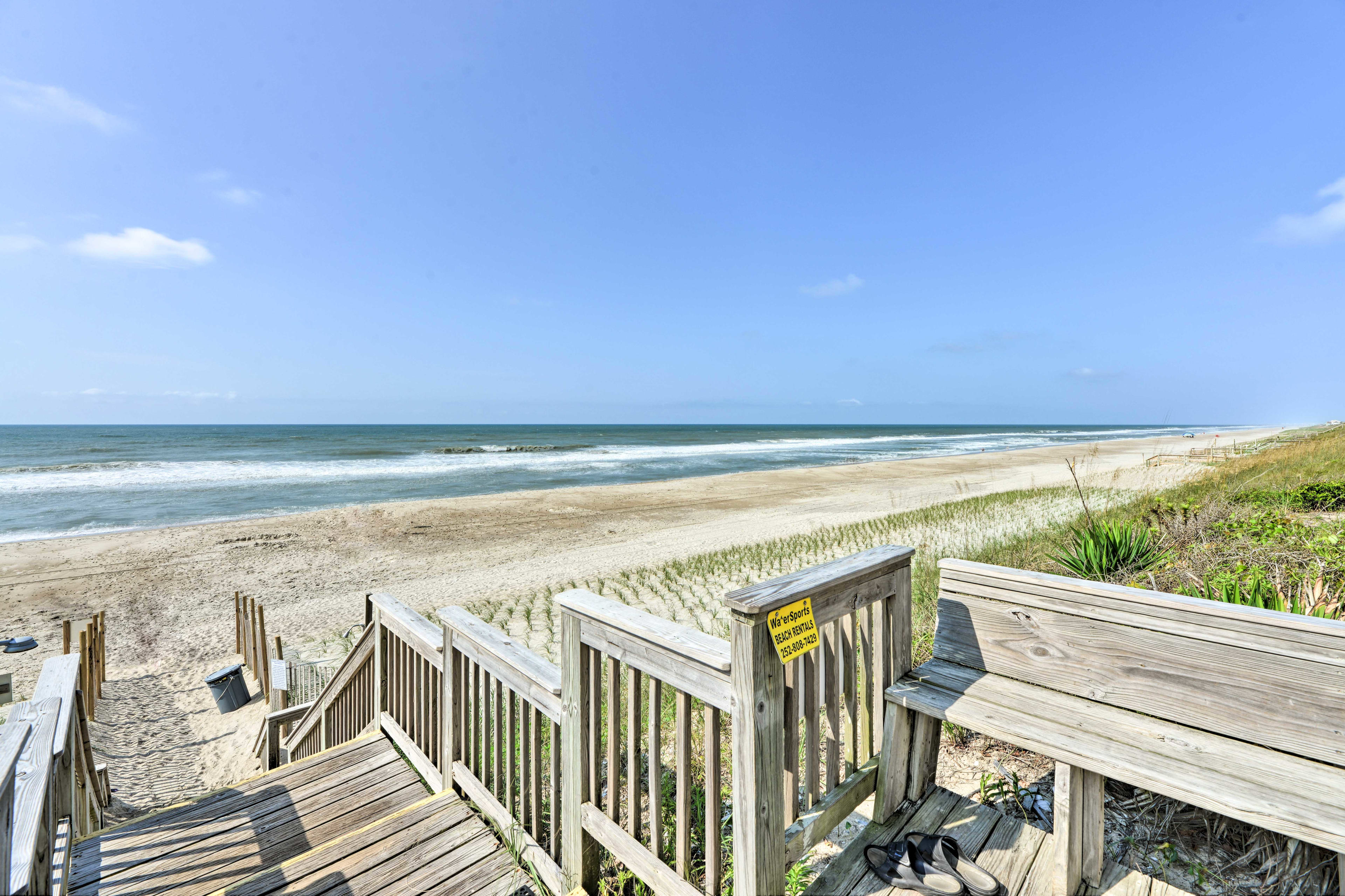 Enjoy beach access and a multitude of other top-notch community amenities.