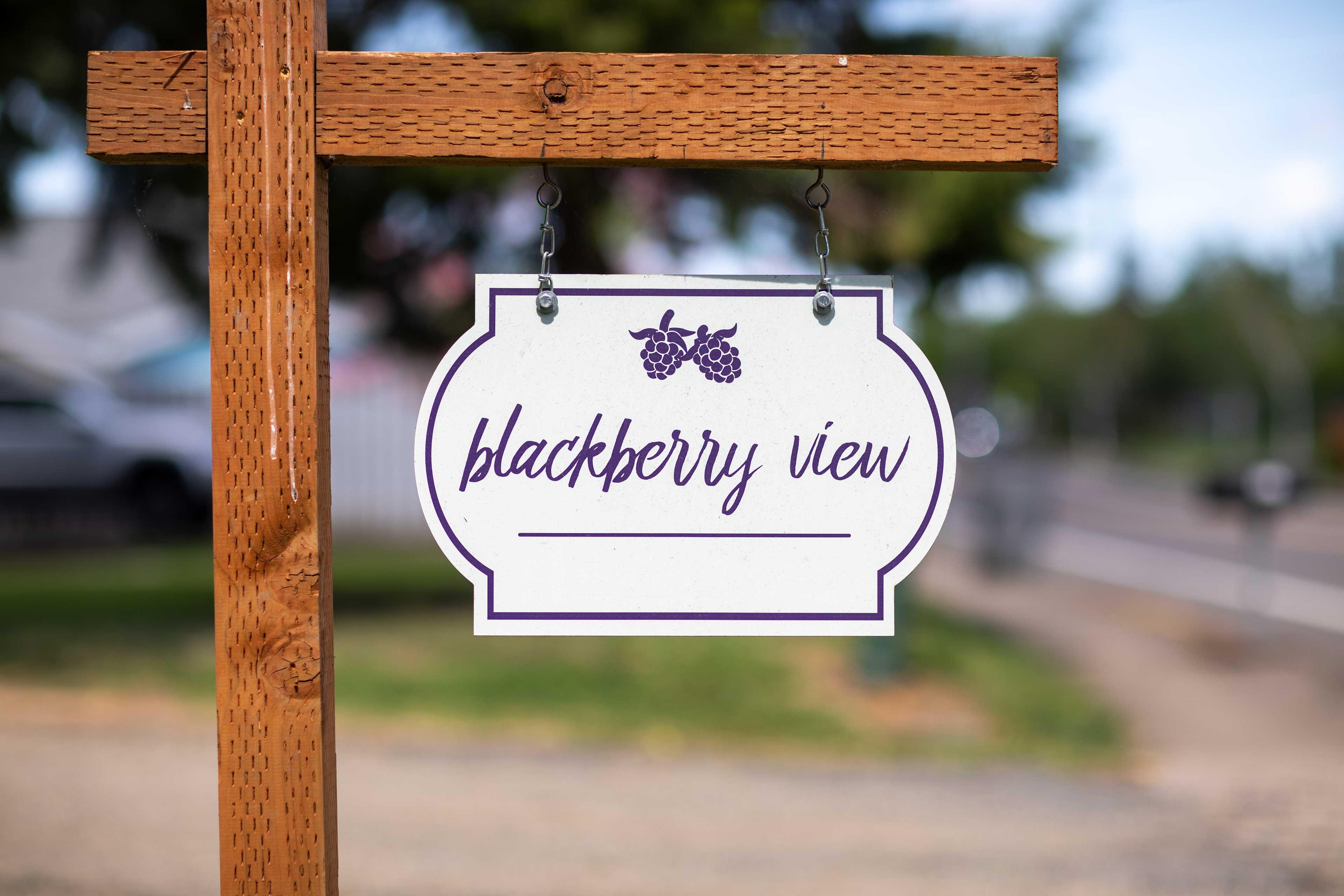 'Blackberry View'