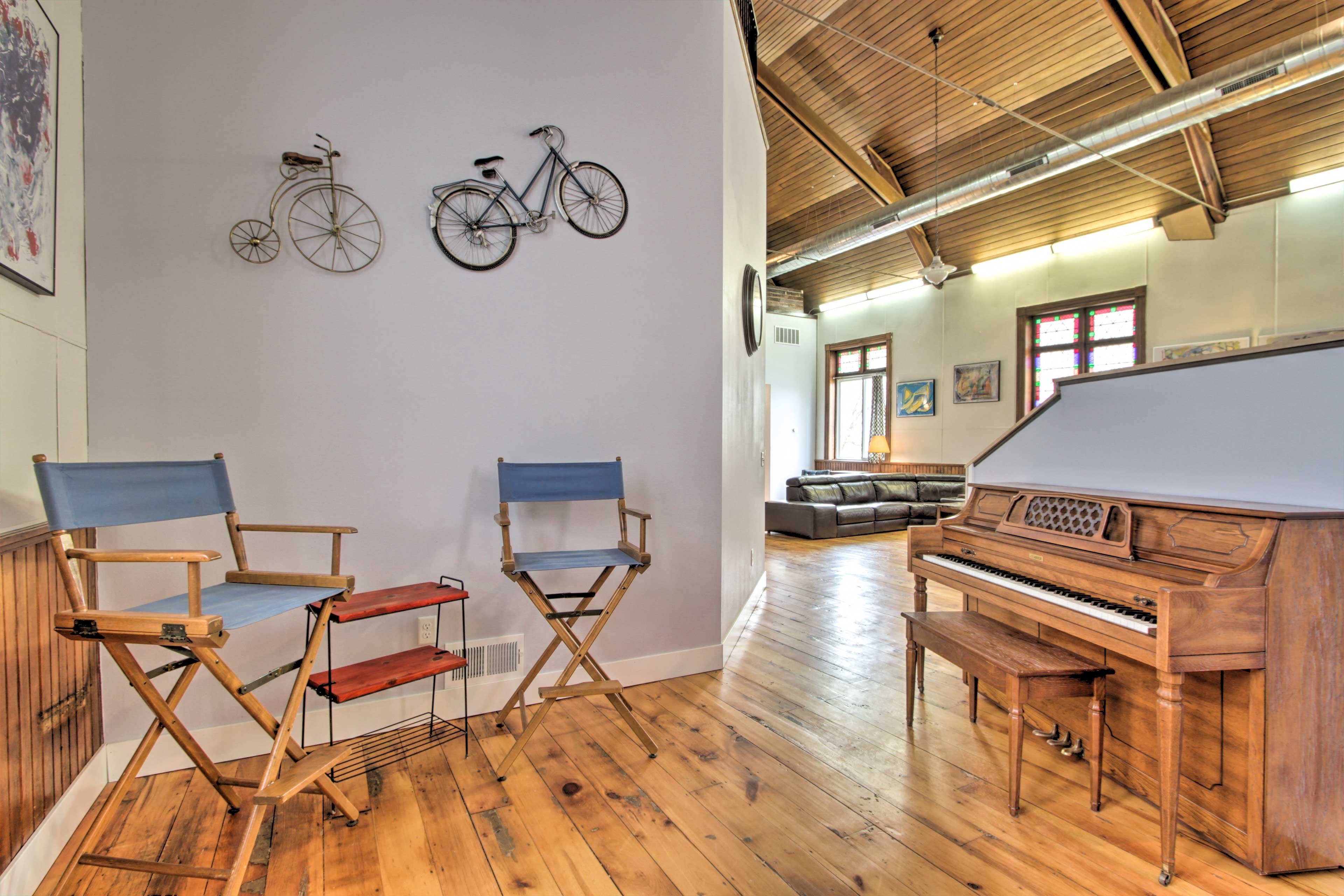 Piano Area