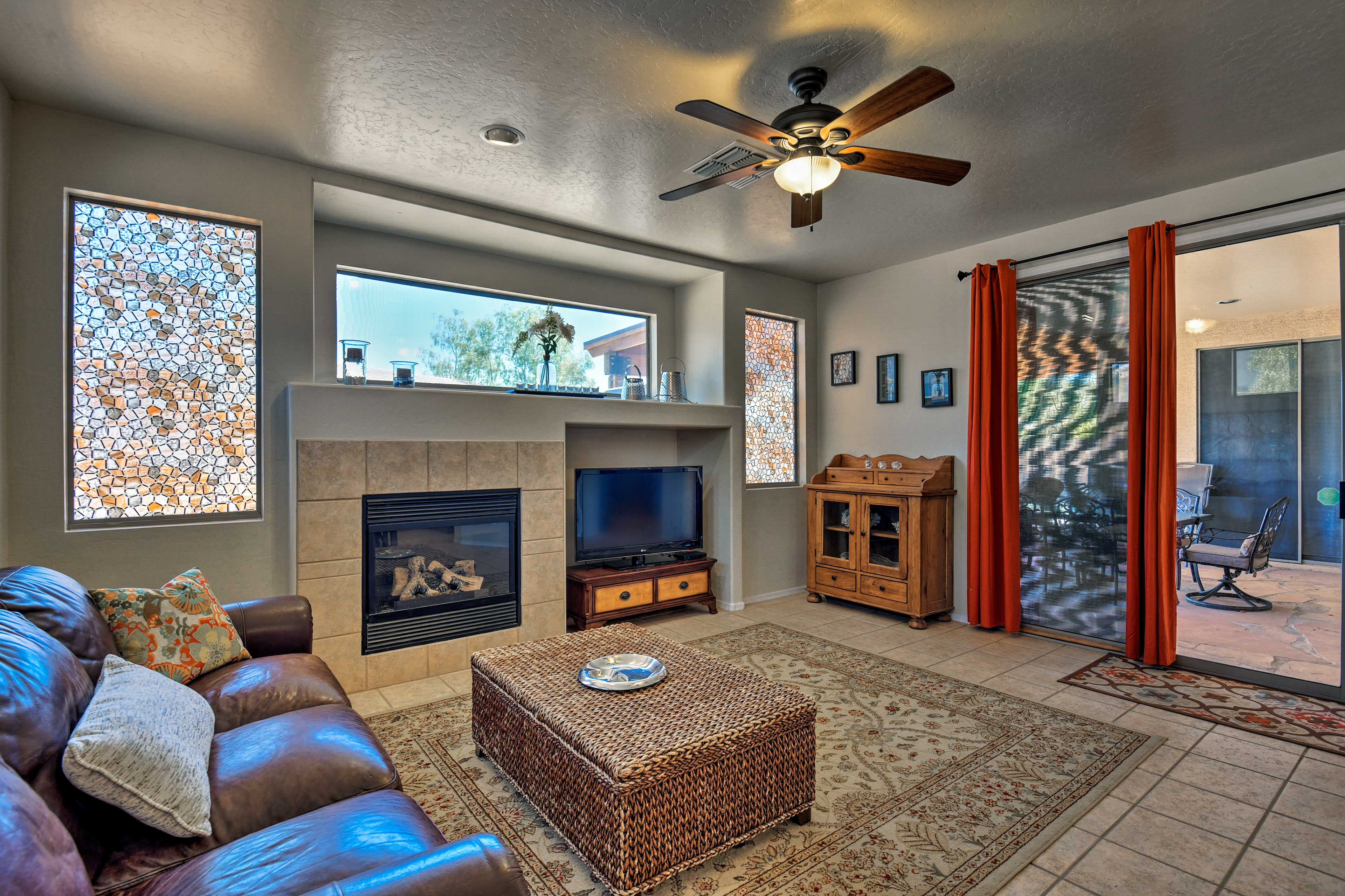 Experience Goodyear from this spacious vacation rental house in Arizona.