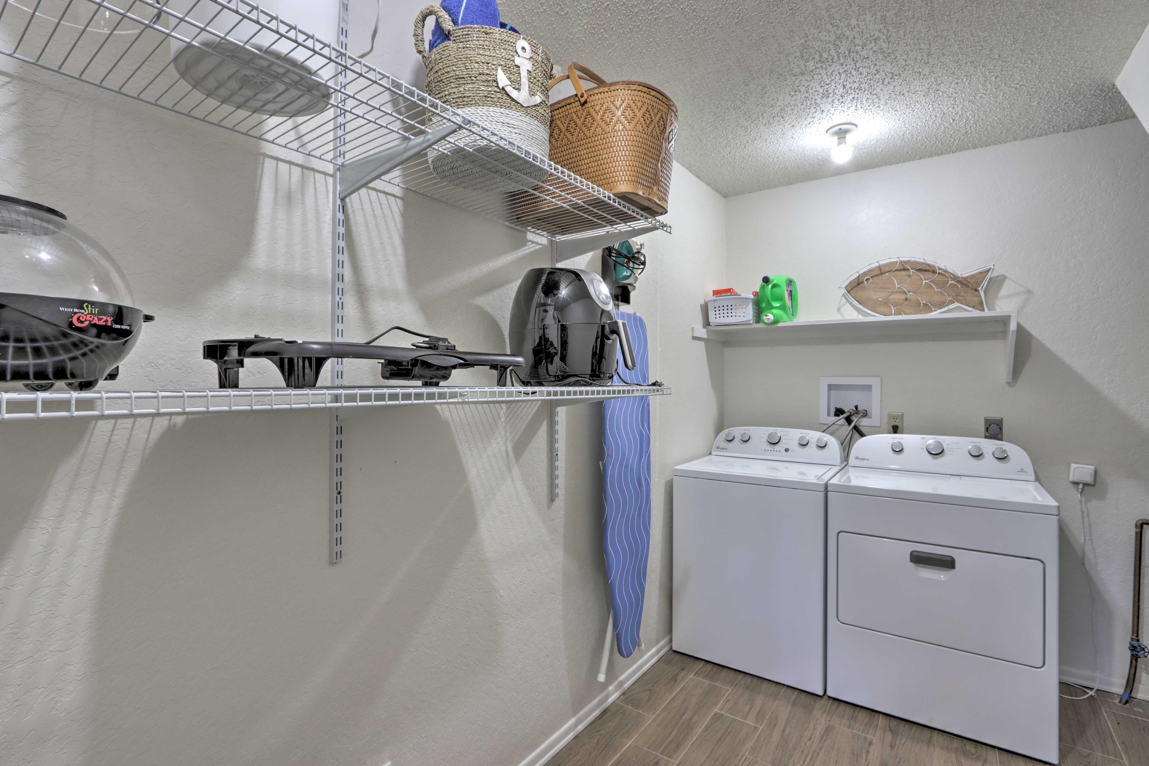 Laundry Room   Ice Cream Maker   Popcorn Maker   Additional Kitchen Appliances