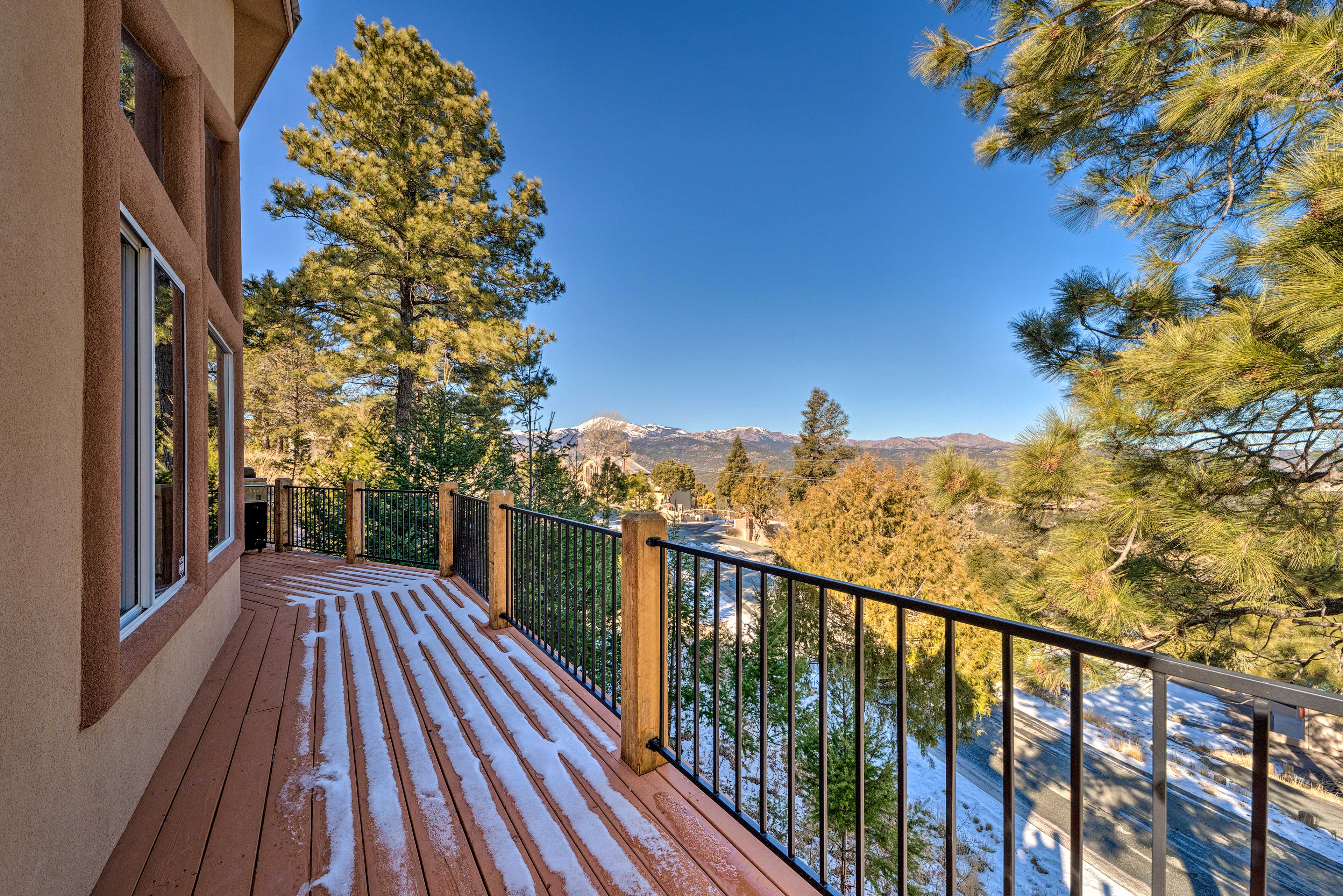 These high country views will have you feeling on top of the world!