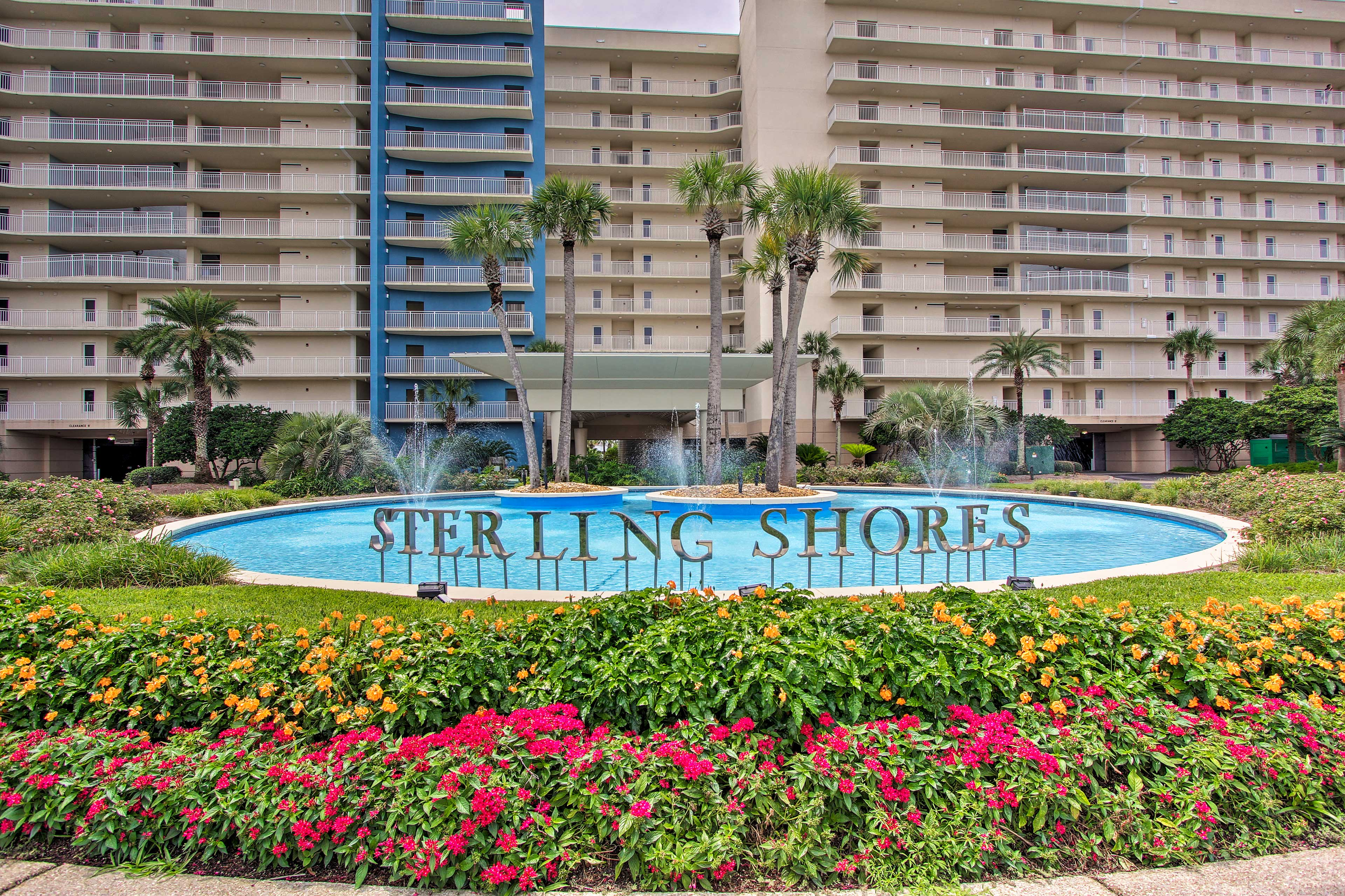 The Sterling Shores community has all of the amenities you could need!