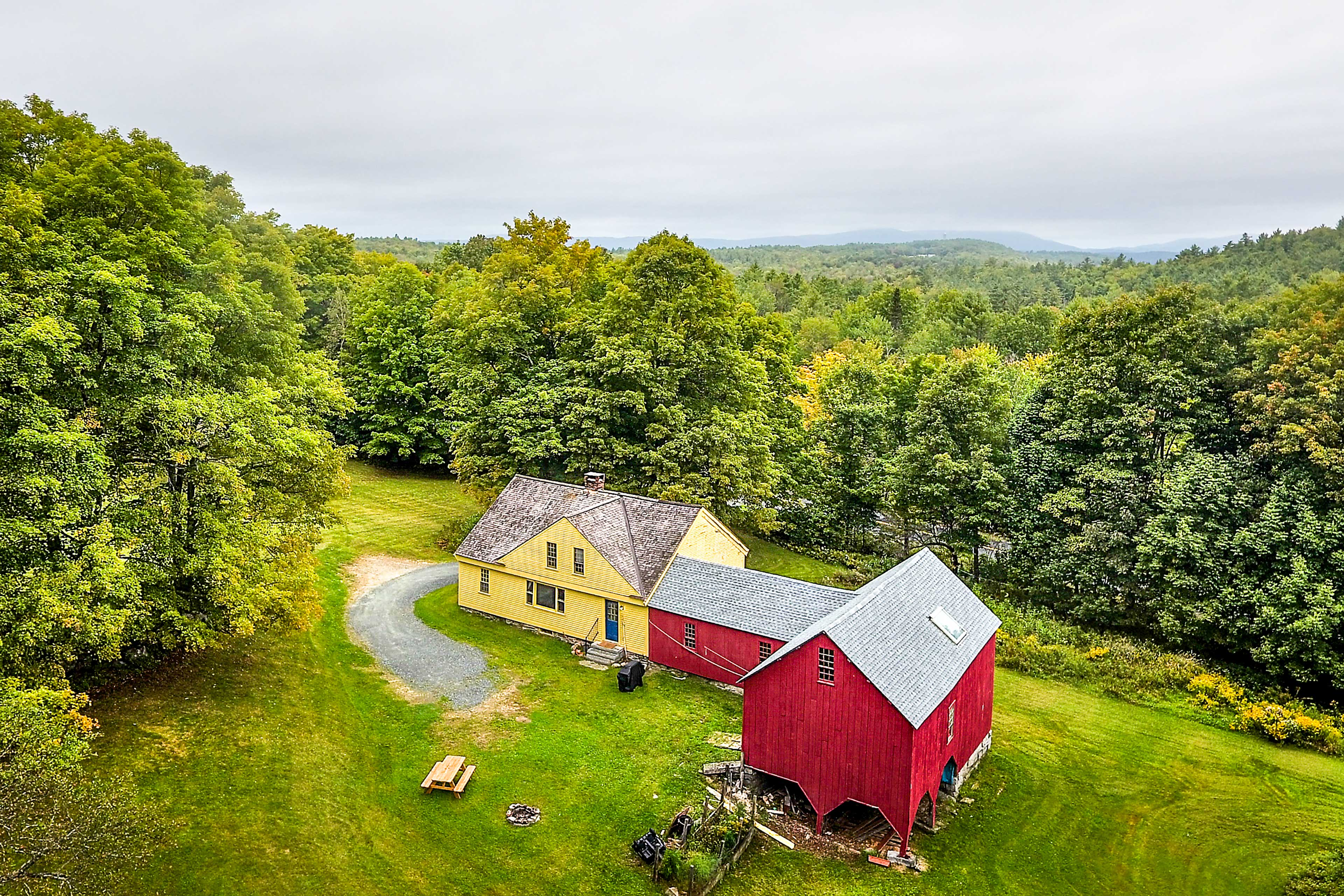 Bask in the beauty of nature at this charming farmhouse in Enfield!