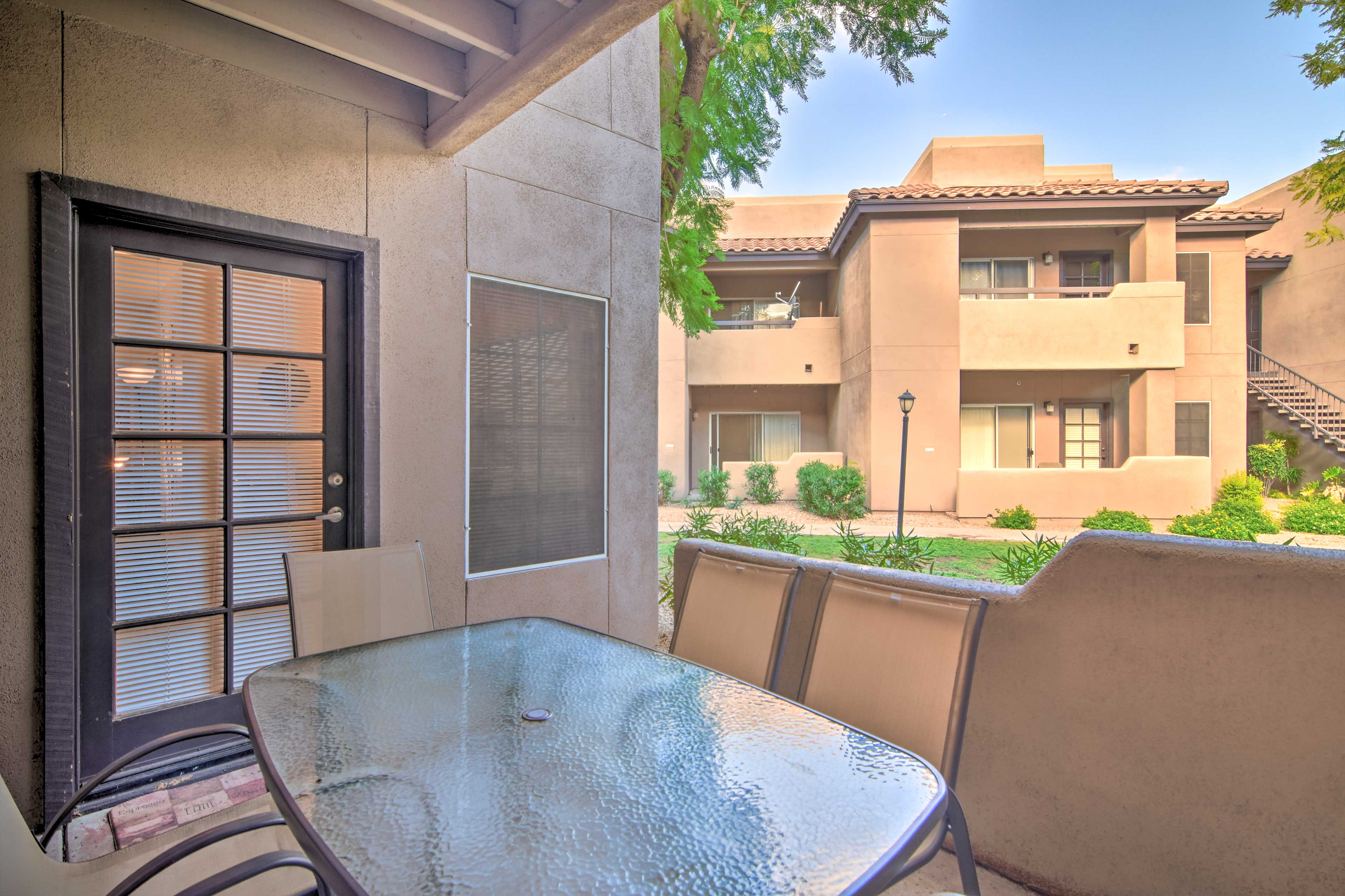 Scottsdale, Arizona is a relaxing getaway!