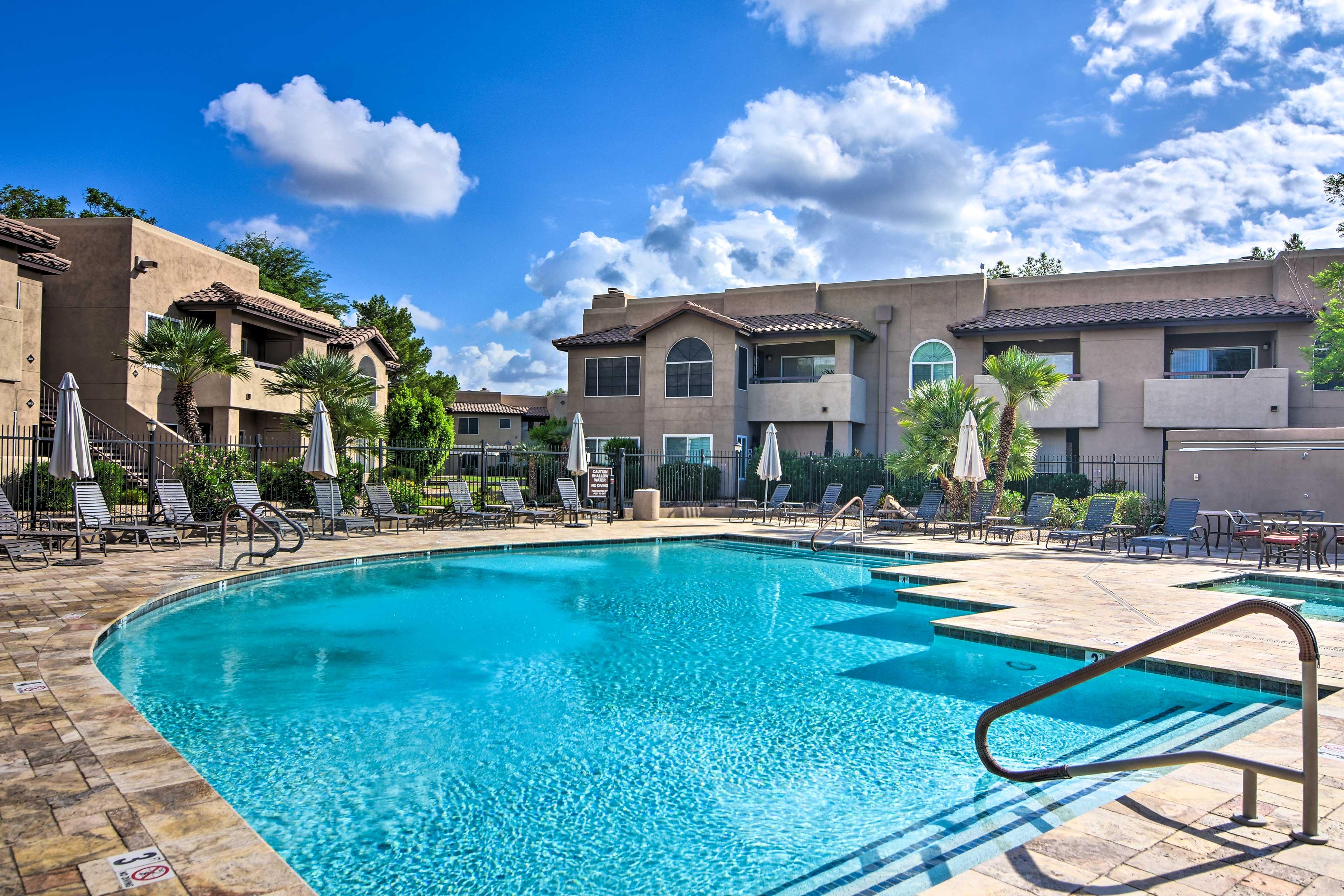 This vacation rental condo is located at Aventura Condominiums.