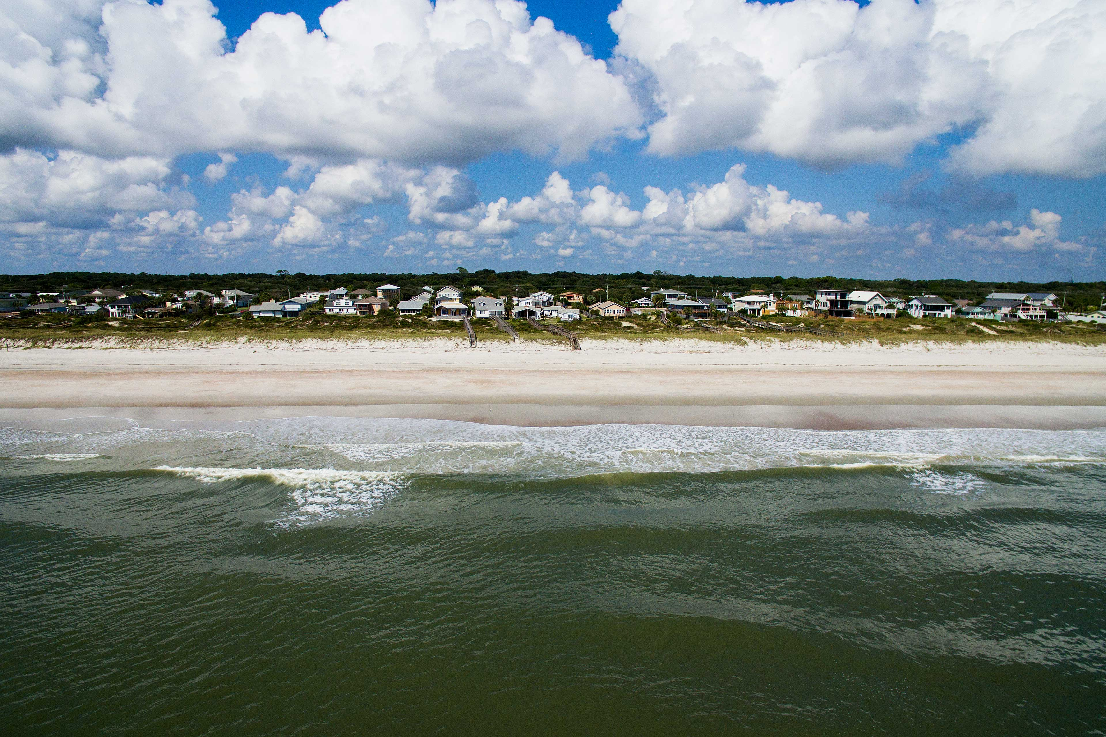 This oceanfront home offers the best of the coast!