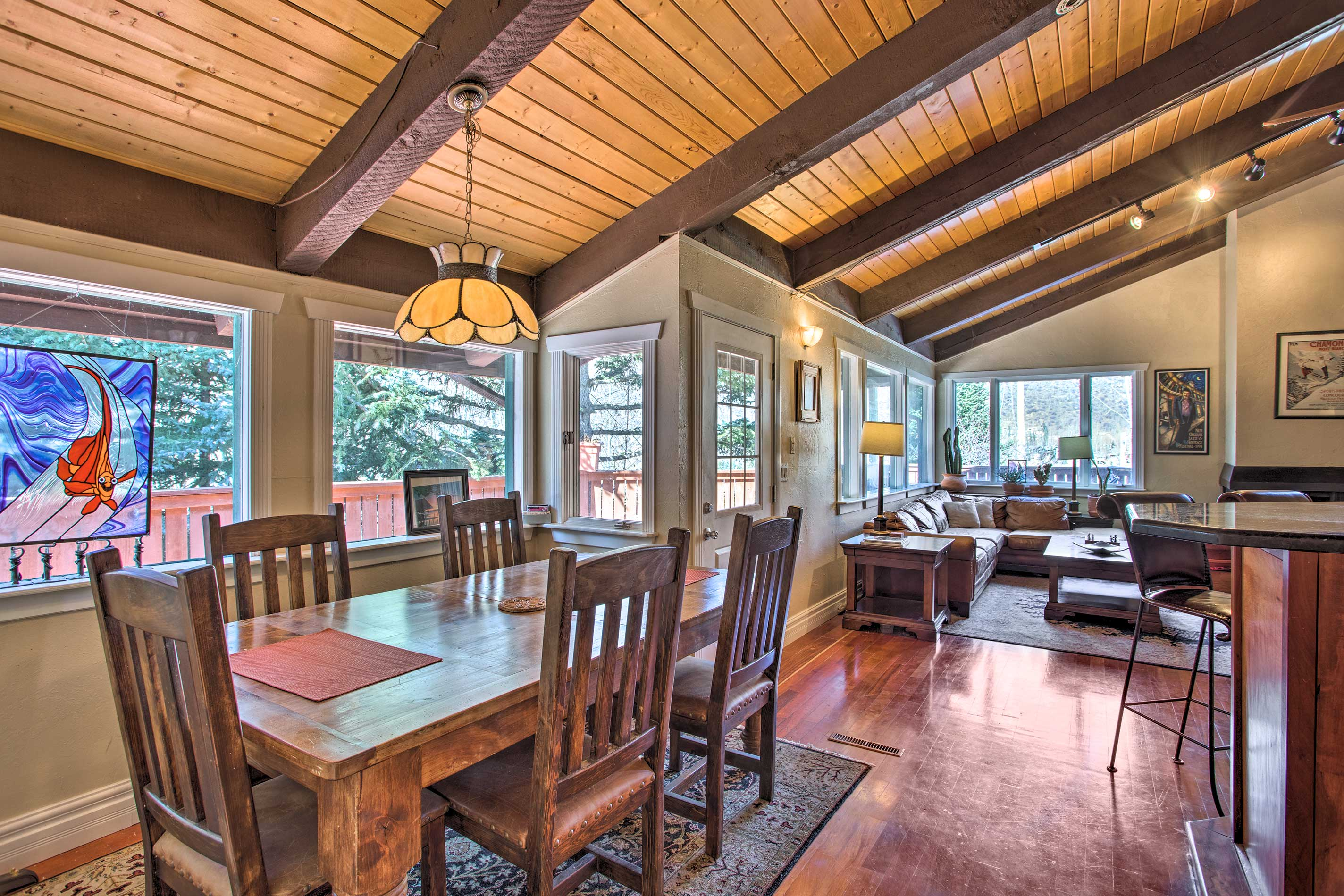 Up to 4 guests can enjoy all this vacation rental has to offer.