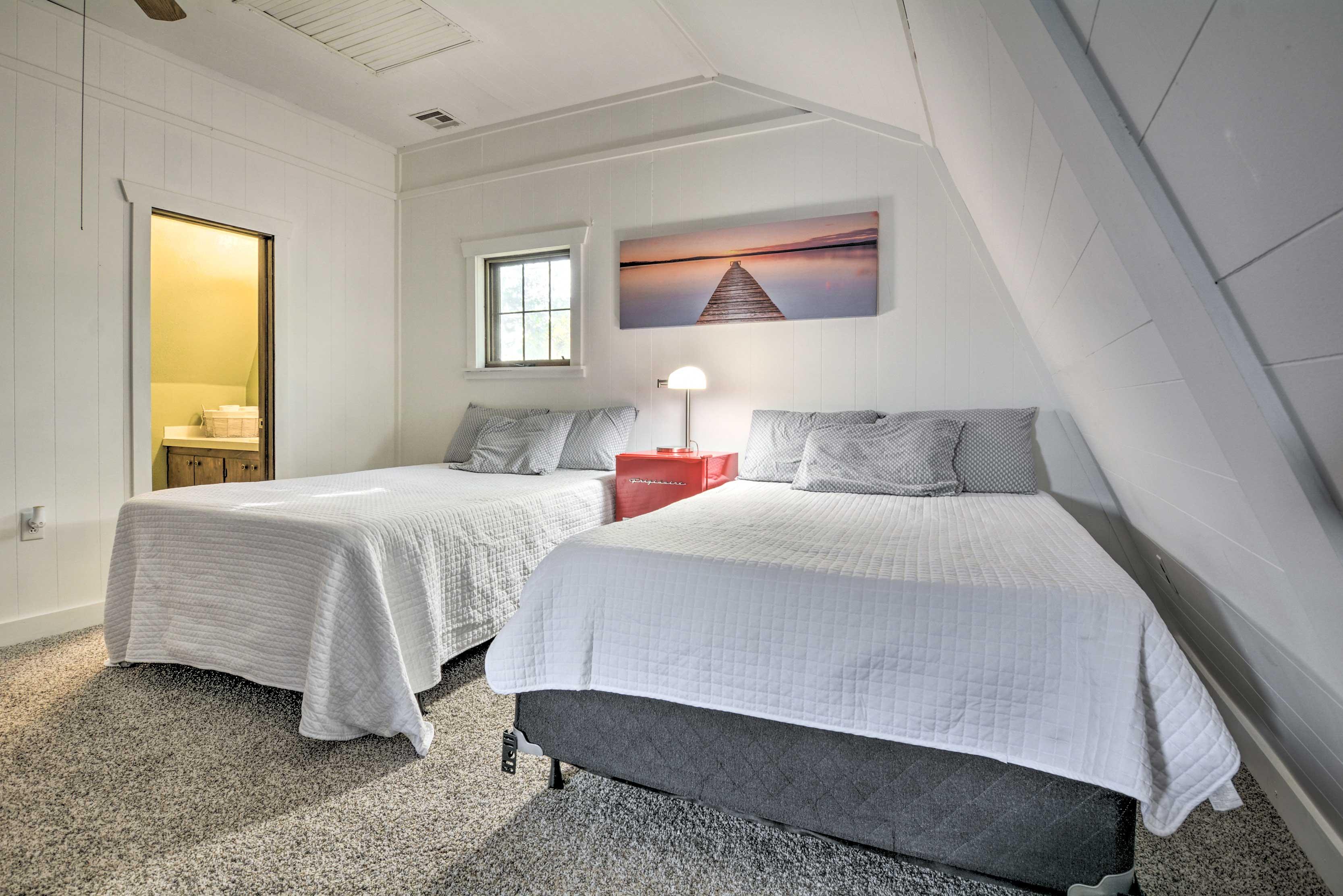 Loft | 2 Queen Beds