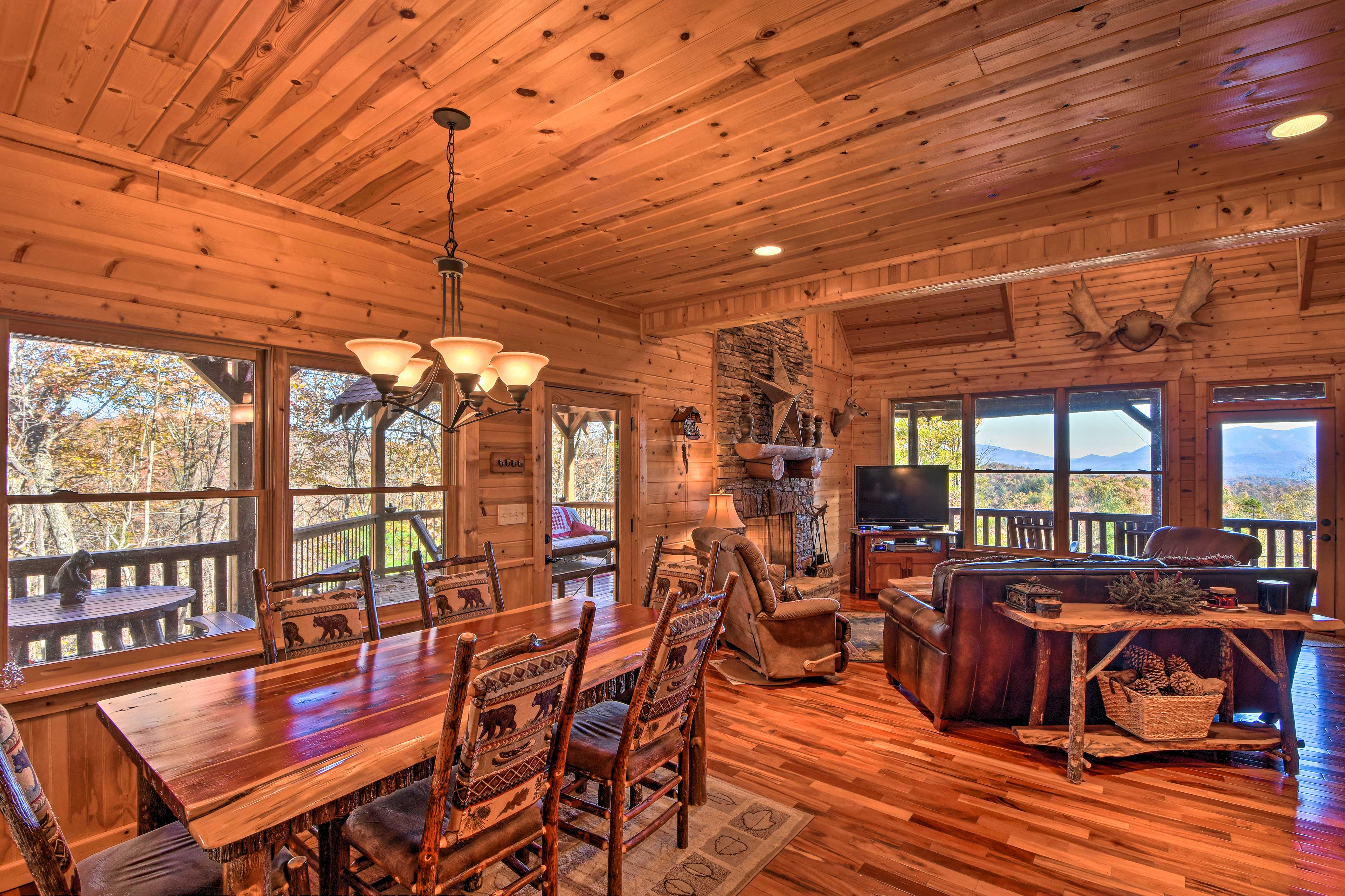 Welcome to your Georgia mountain home-away-from-home!