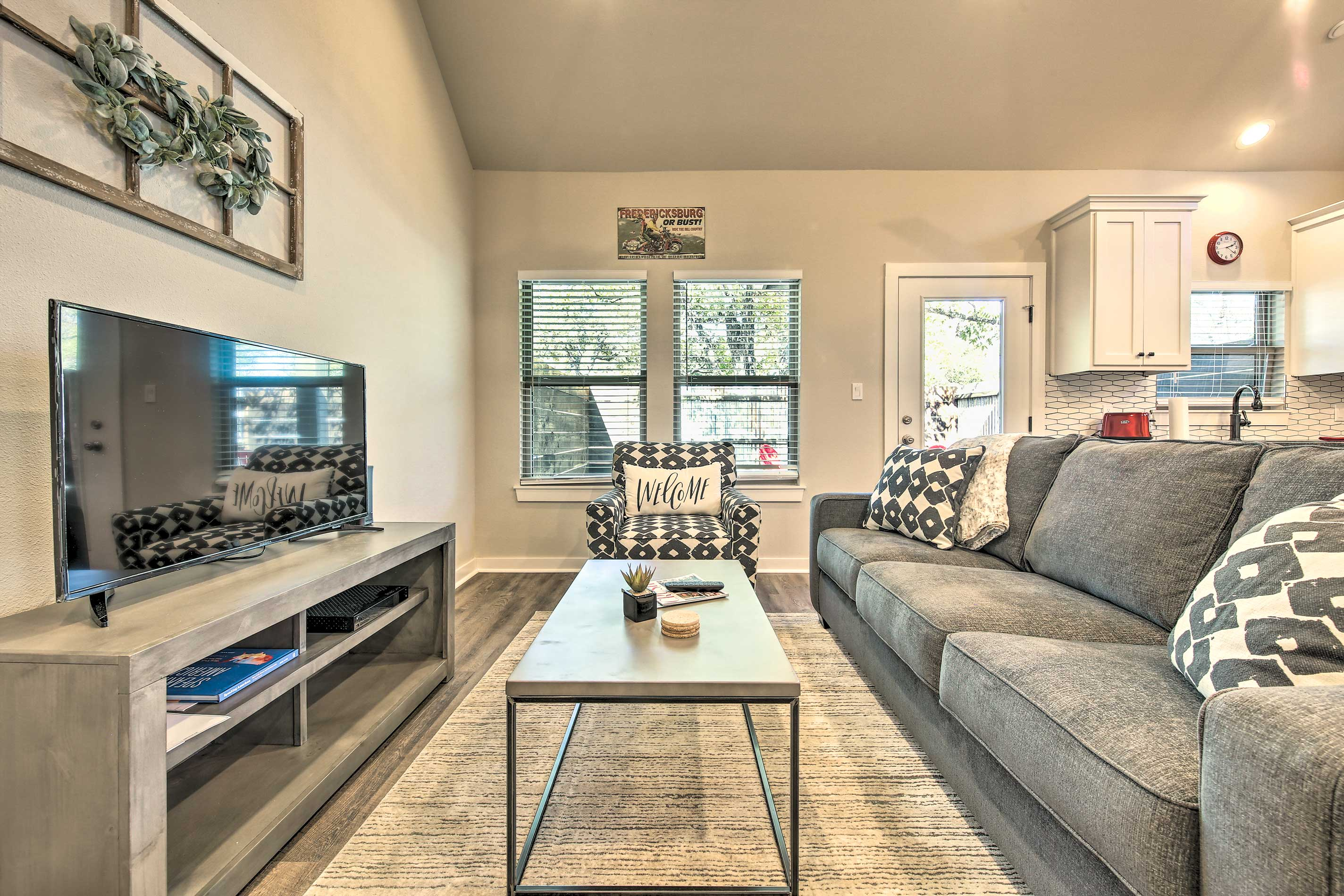 Newly built, the interior boasts brand new features and furnishings throughout.