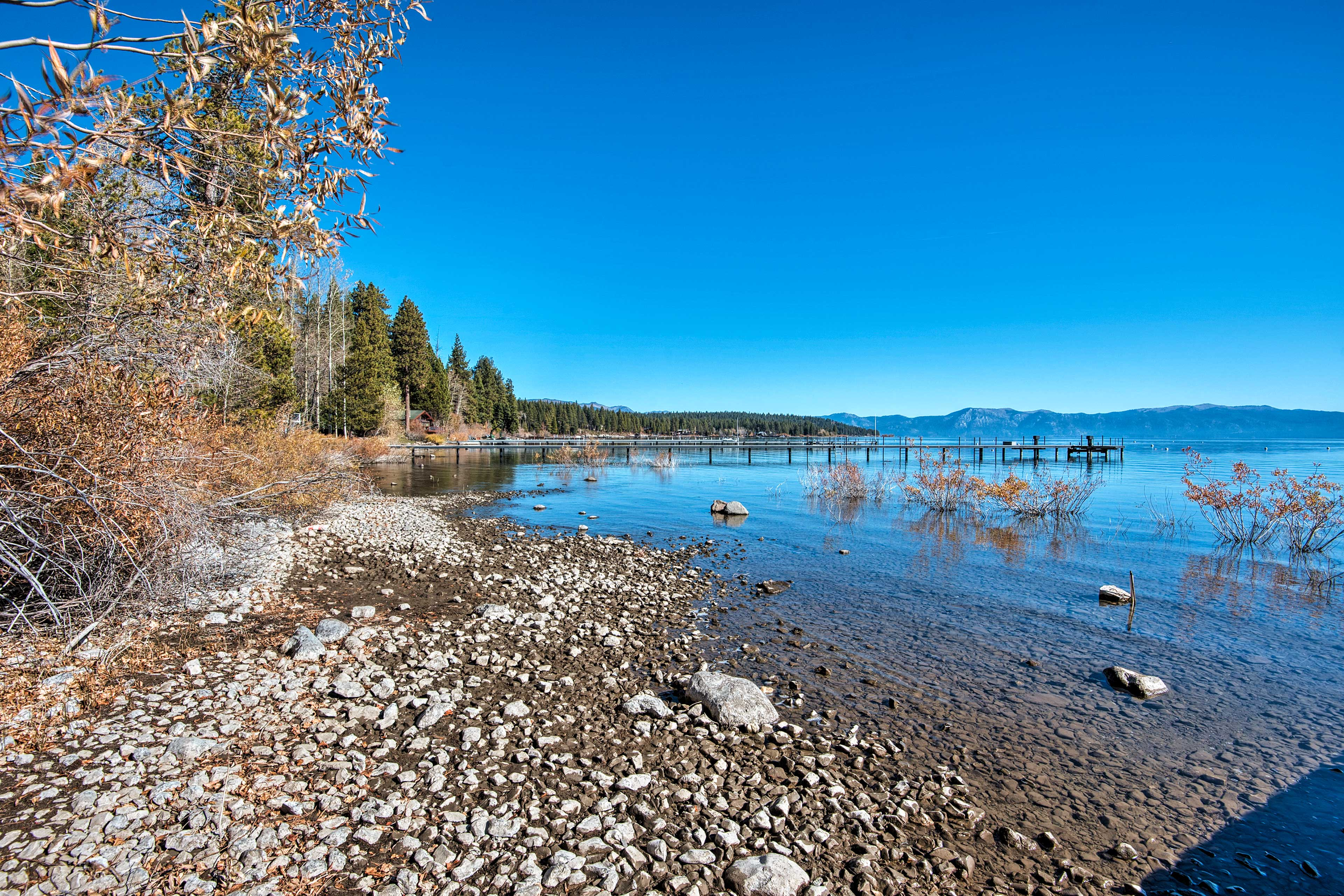 Ready for your Lake Tahoe retreat? Book today!