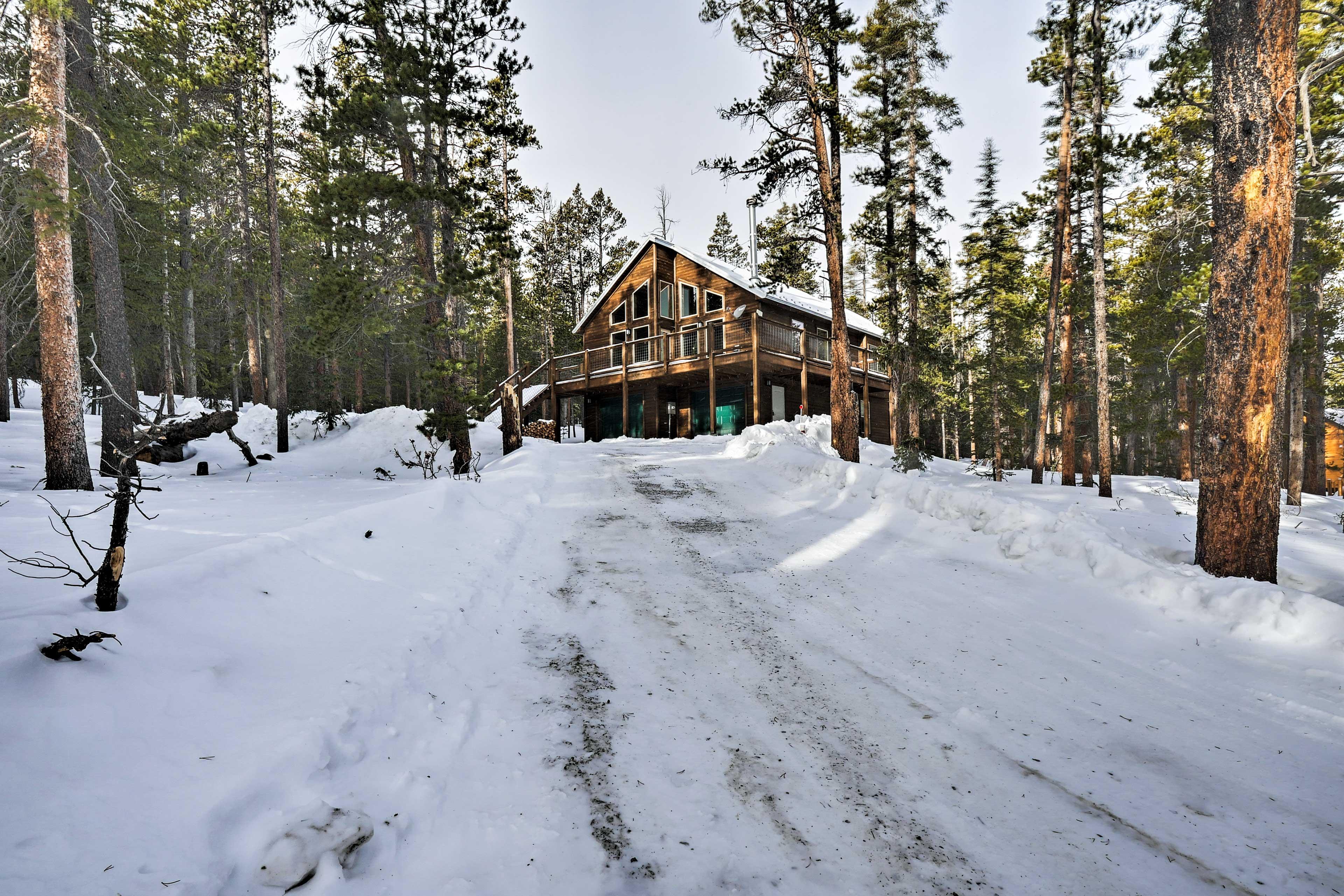 Your winter wonderland awaits!