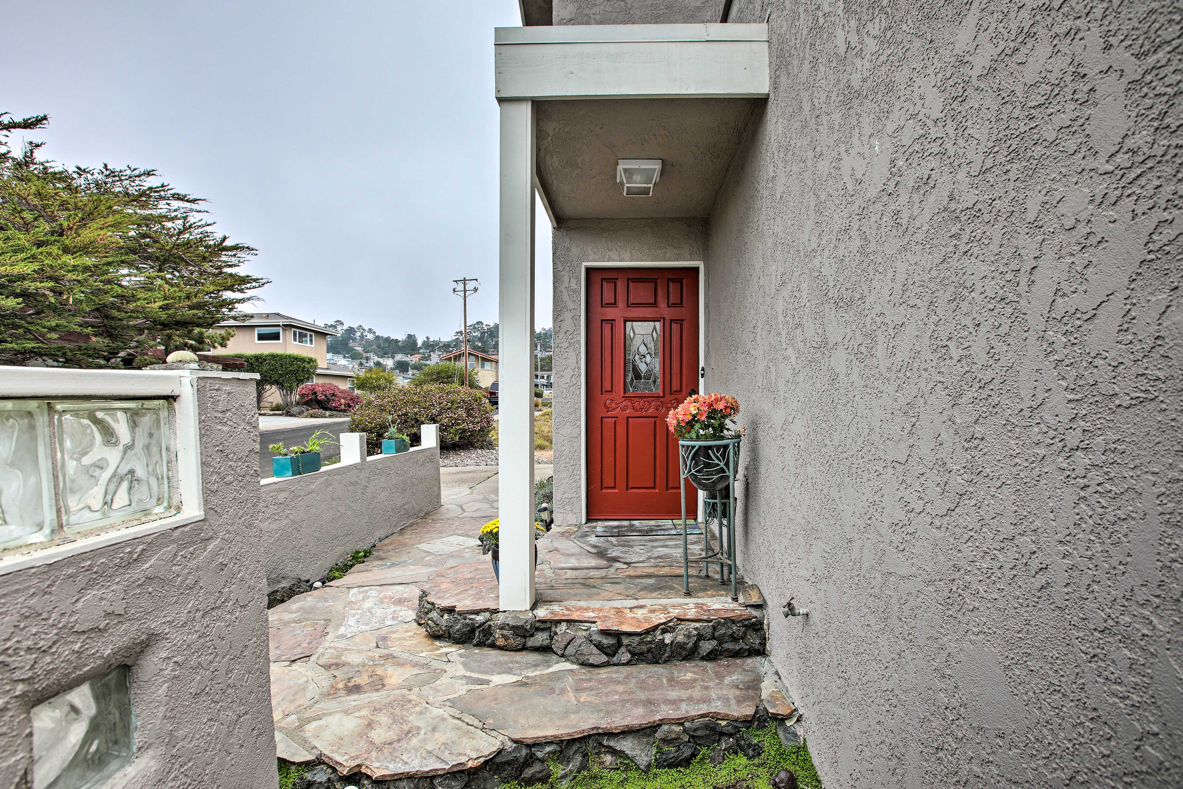 Discover all Cambria has to offer from this charming coastal retreat.