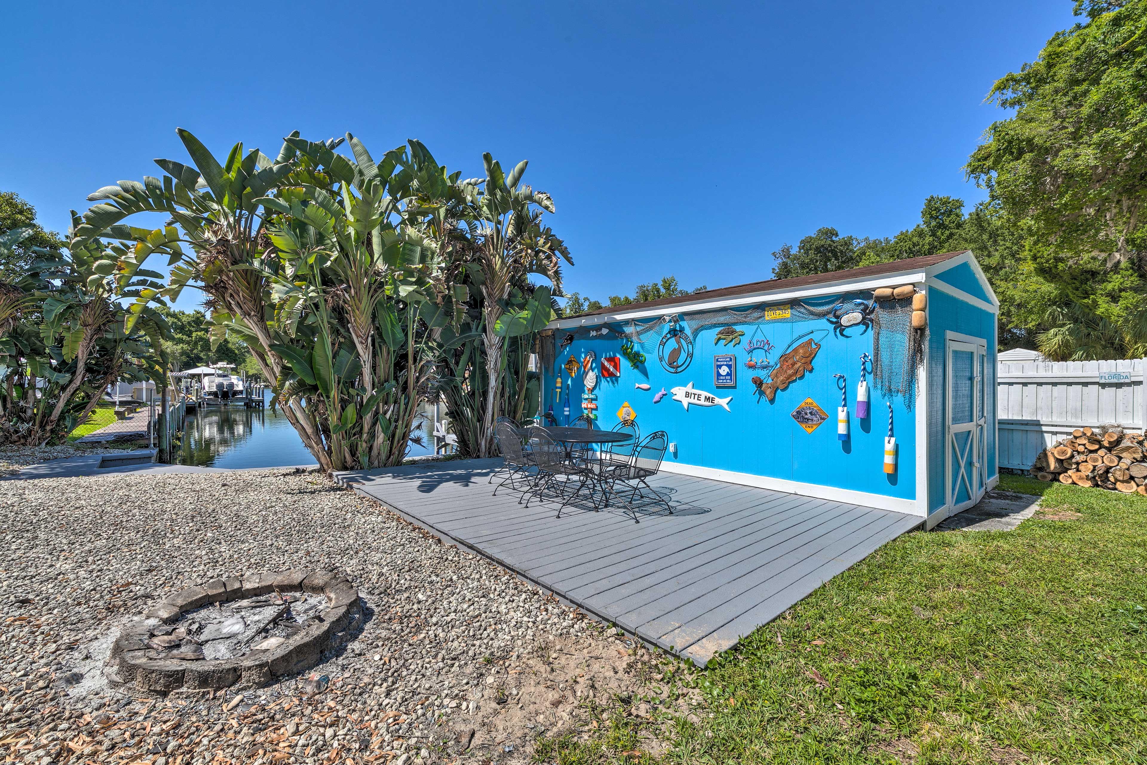 Your Florida oasis awaits at this 3-bed, 2-bath vacation rental!