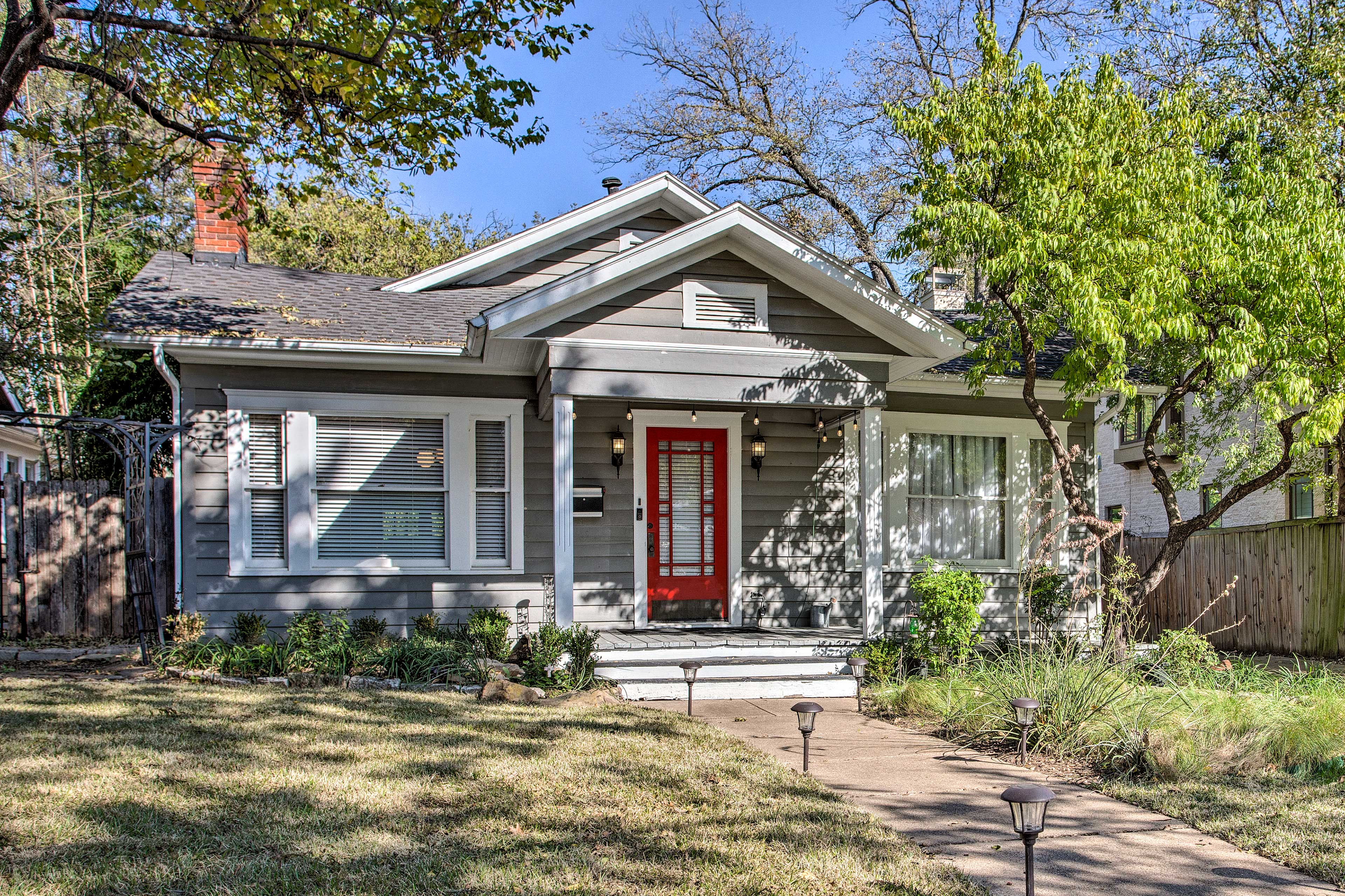 This property is just 2 blocks from Lower Greenville.
