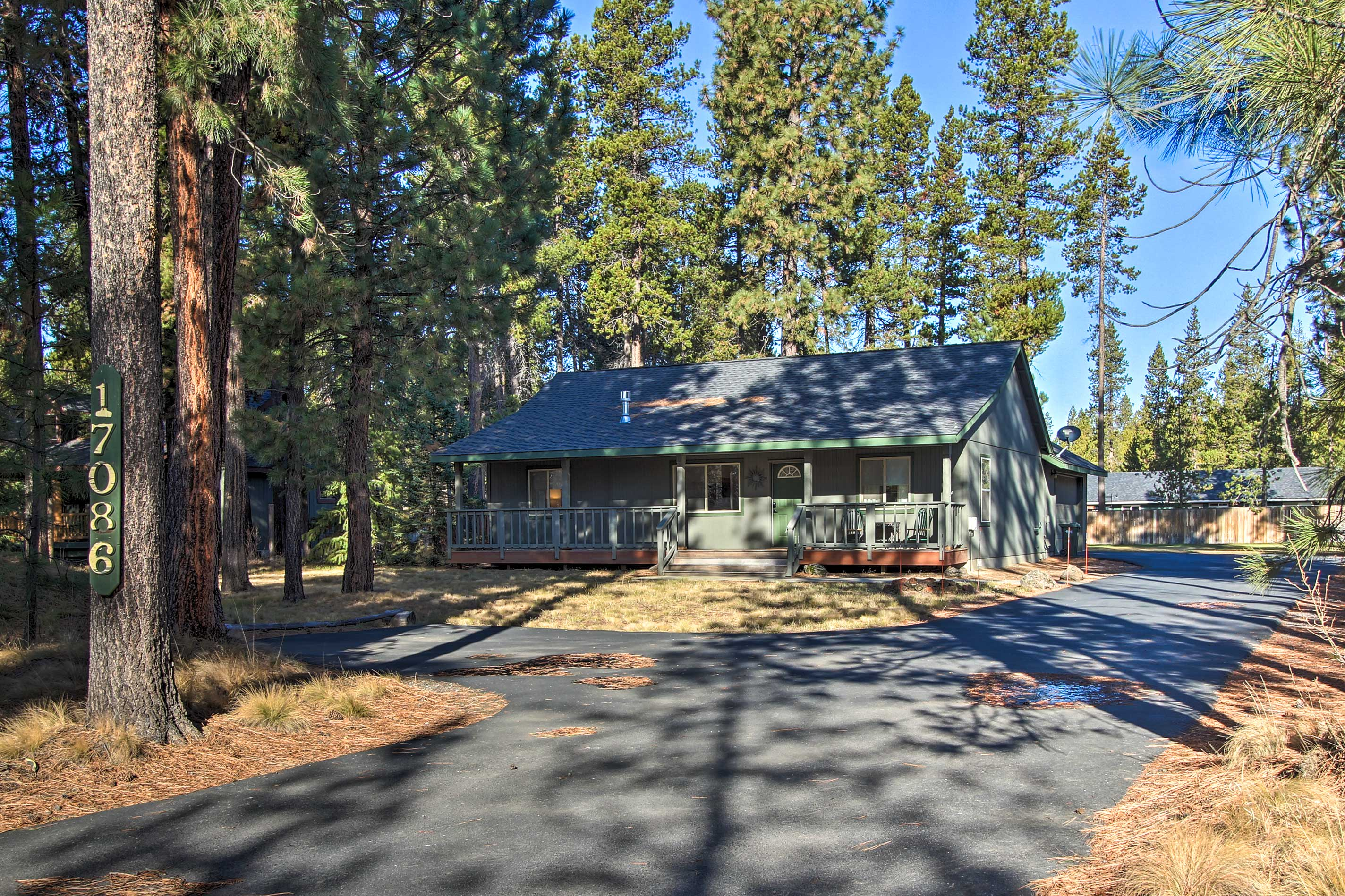 Your next adventures to Bend await at this charming vacation rental!