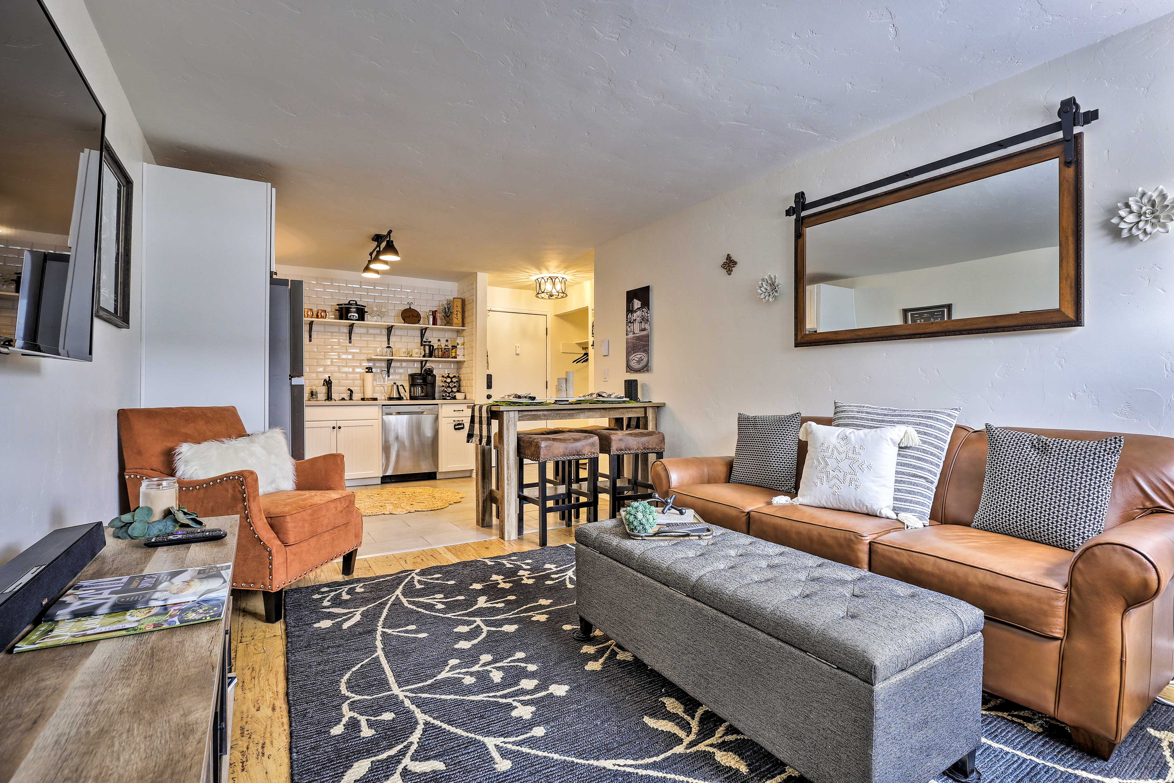 This 1-bedroom, 1-bath condo is located in the stunning town of Avon!
