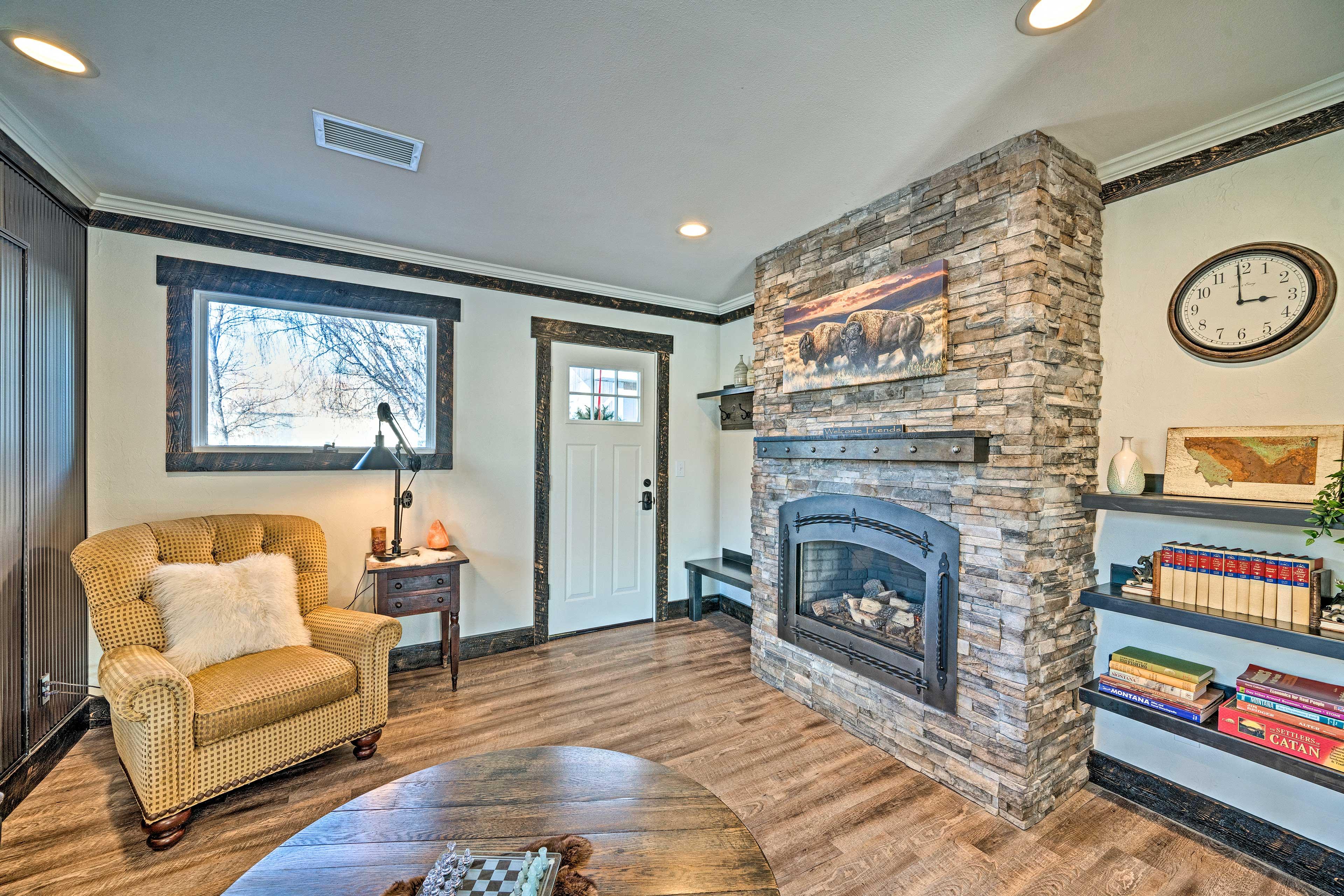 Come visit this 1-bedroom, 2-bathroom apartment in Manhattan!