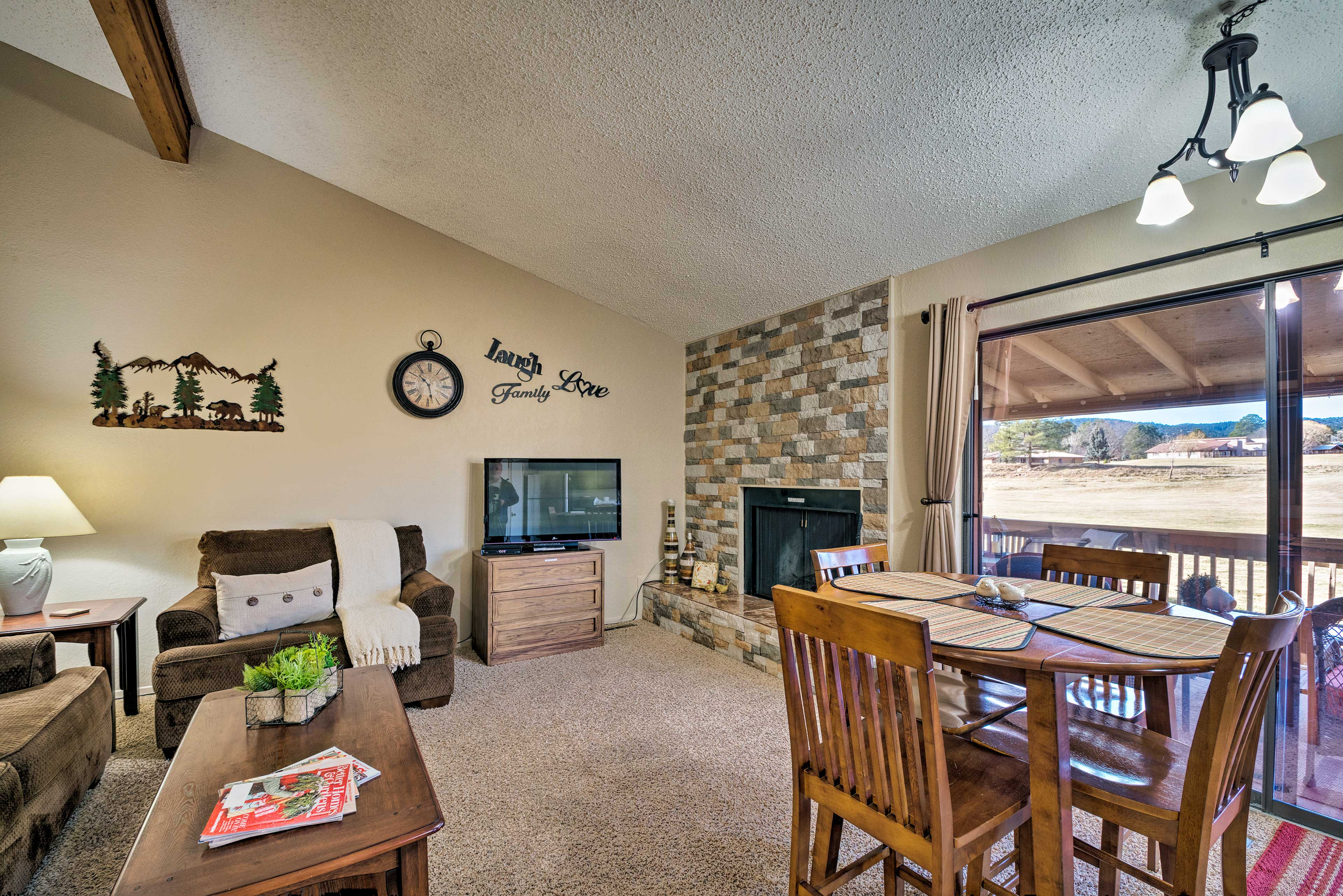 Welcome to your New Mexico home-away-from-home!