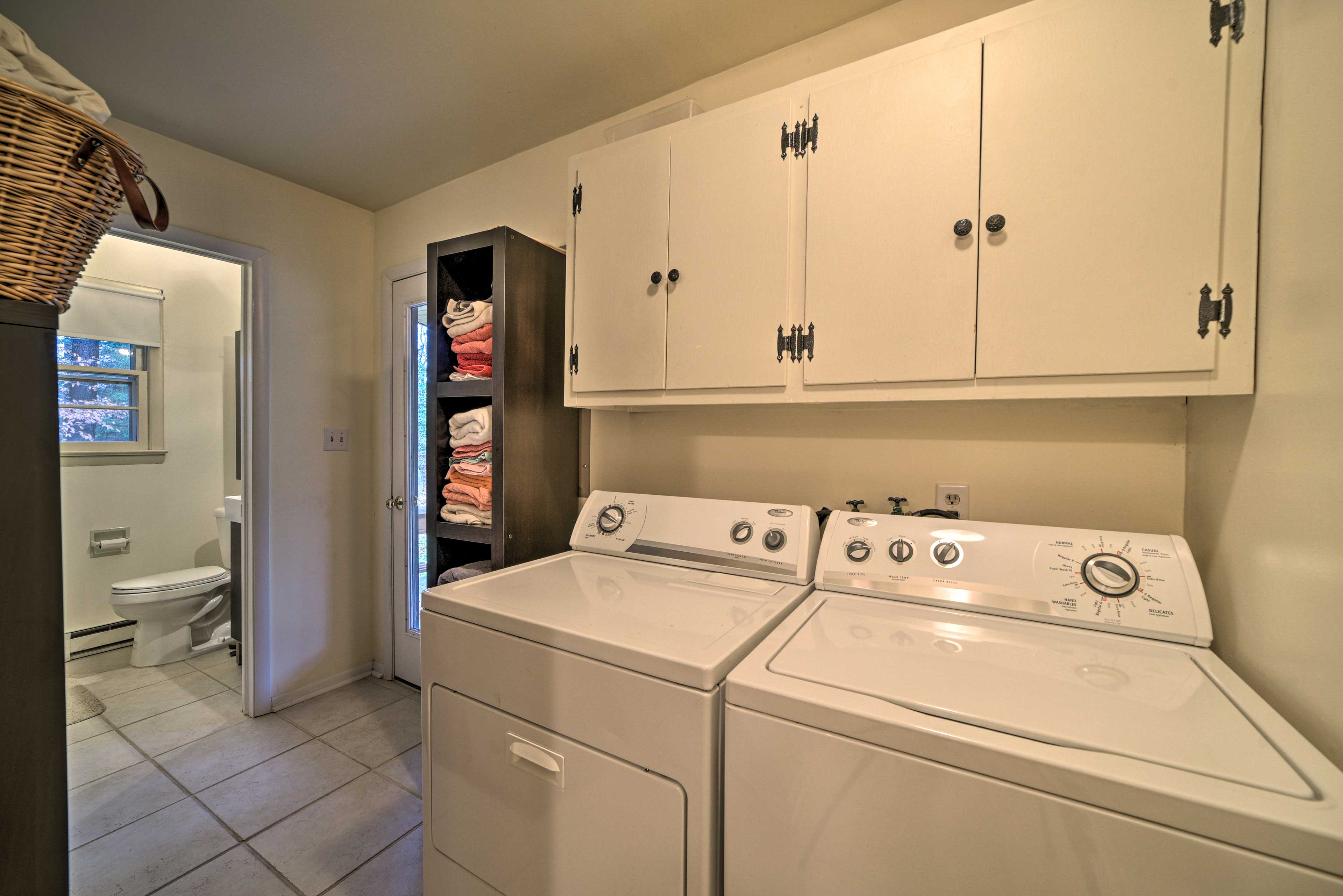At-Home Laundry Machines