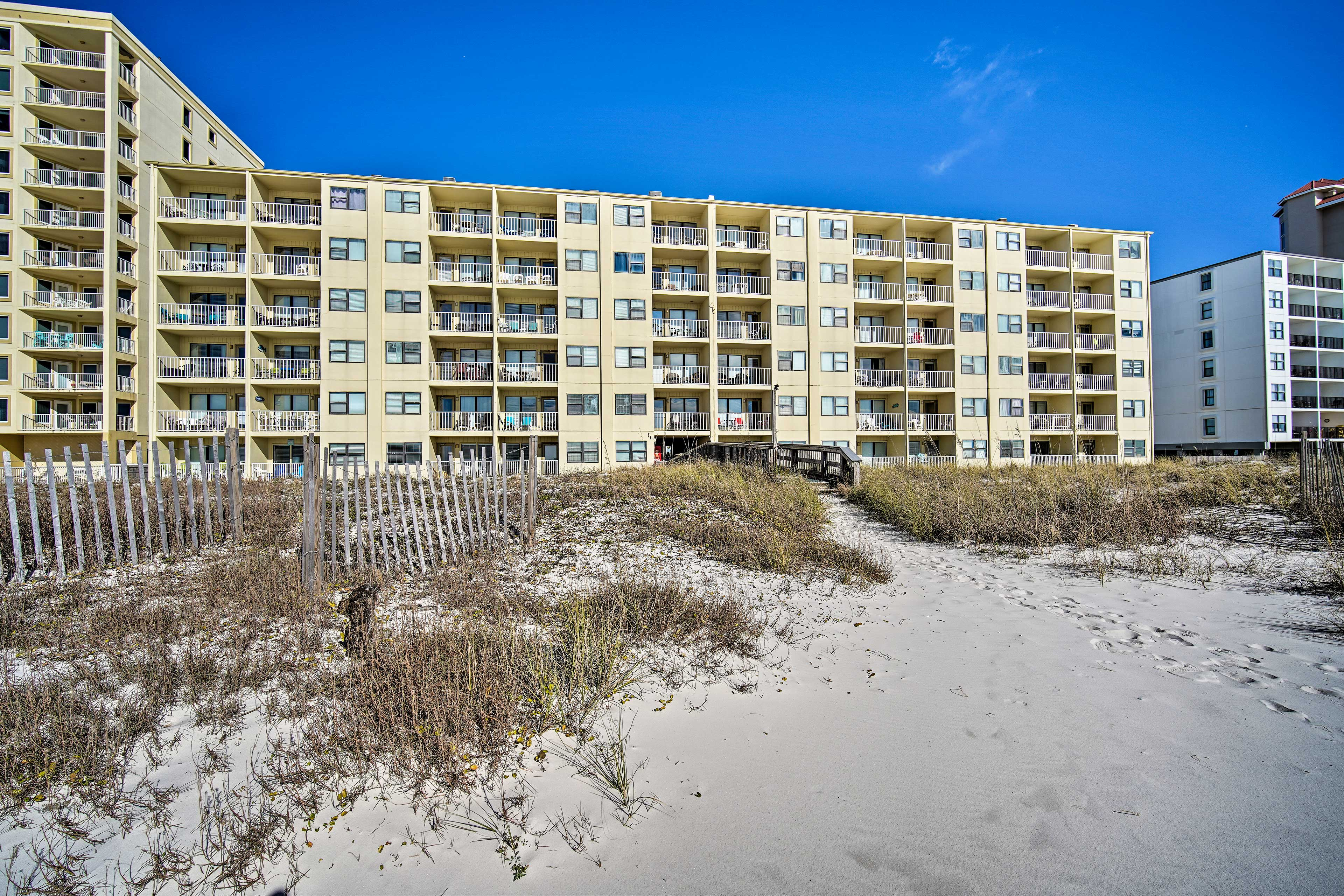 This condo is located in Island Shores.