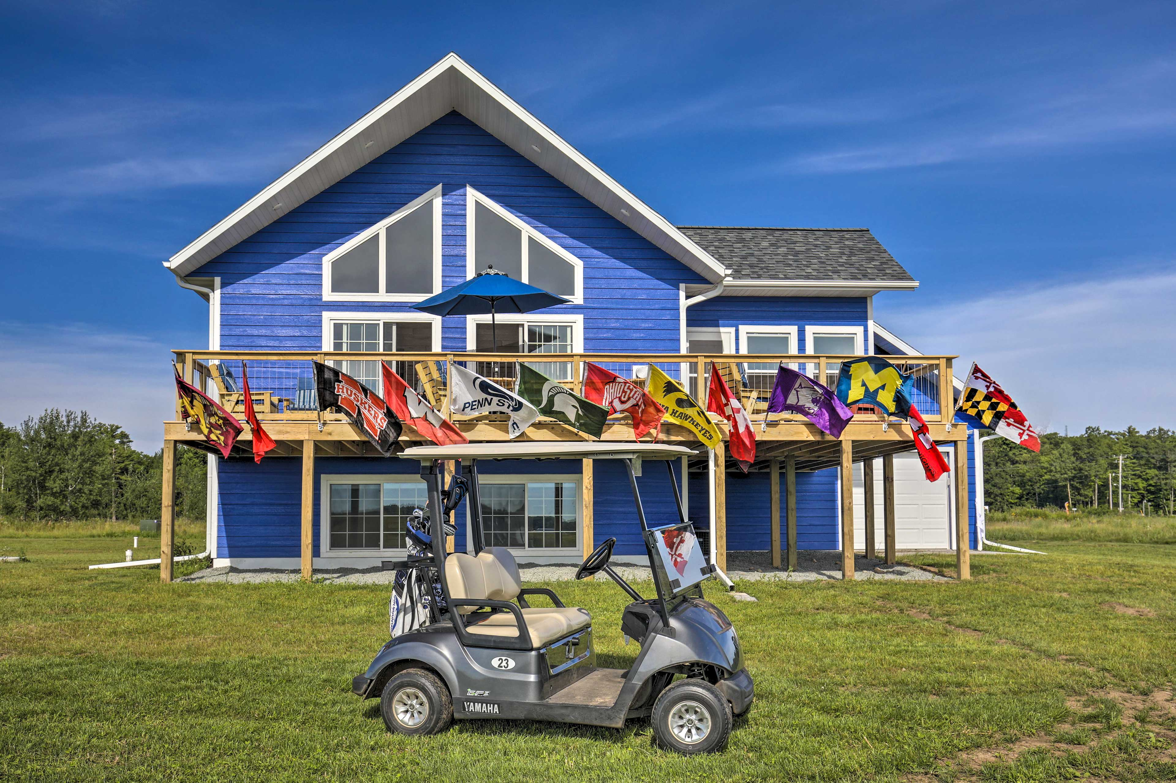 Welcome to your next Wisconsin lake country vacation rental!