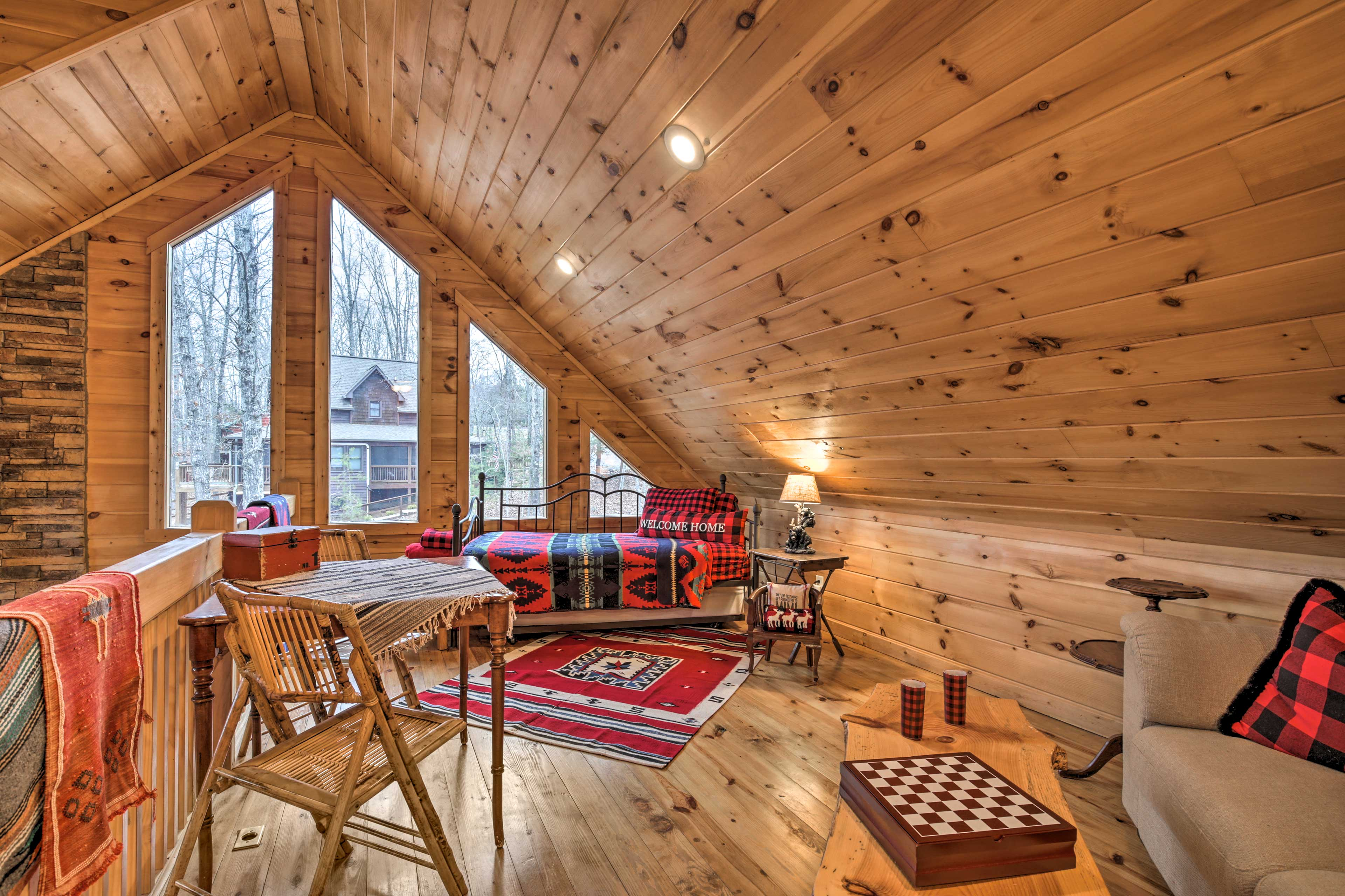 Loft | Additional Sleeping Space