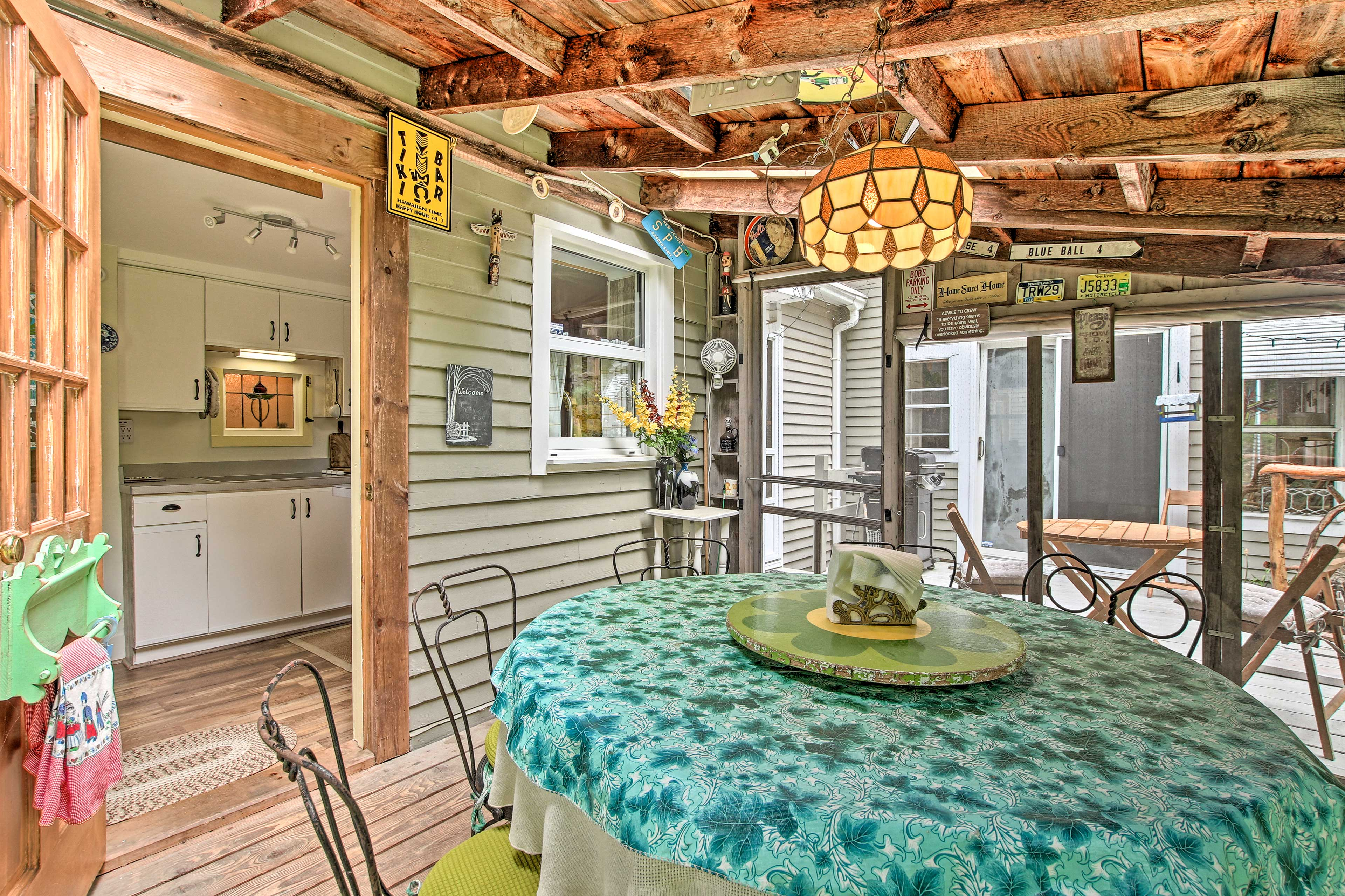 This one-of-a-kind vacation rental is great for families!