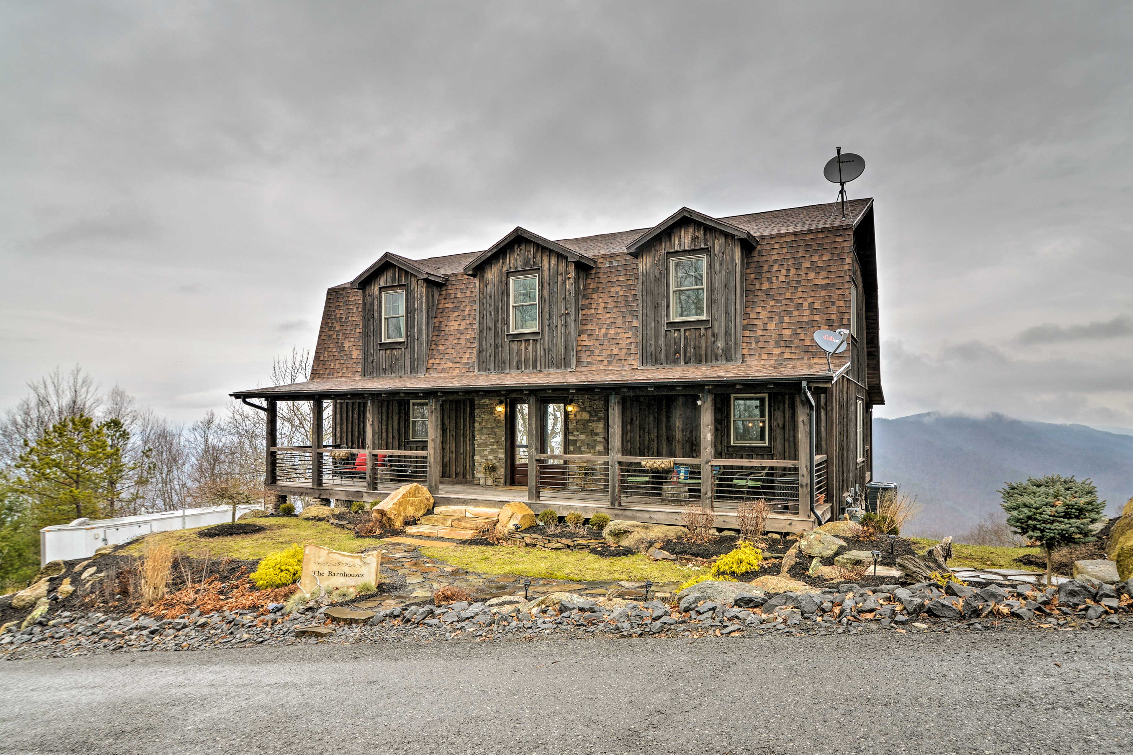 Immerse yourself in West Virginia's natural beauty when you stay at this home!