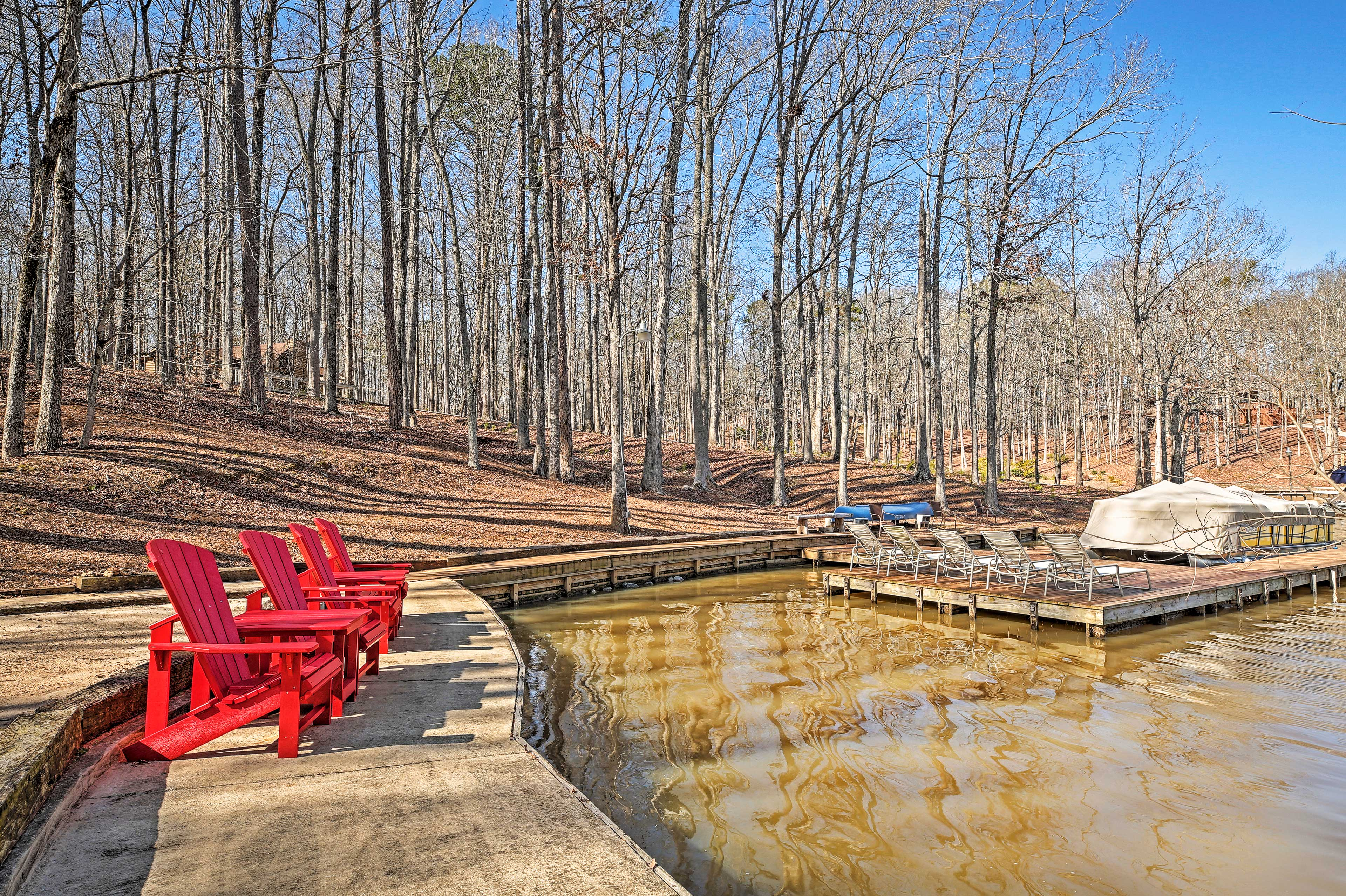 Relax outside and enjoy all that this home and area has to offer.