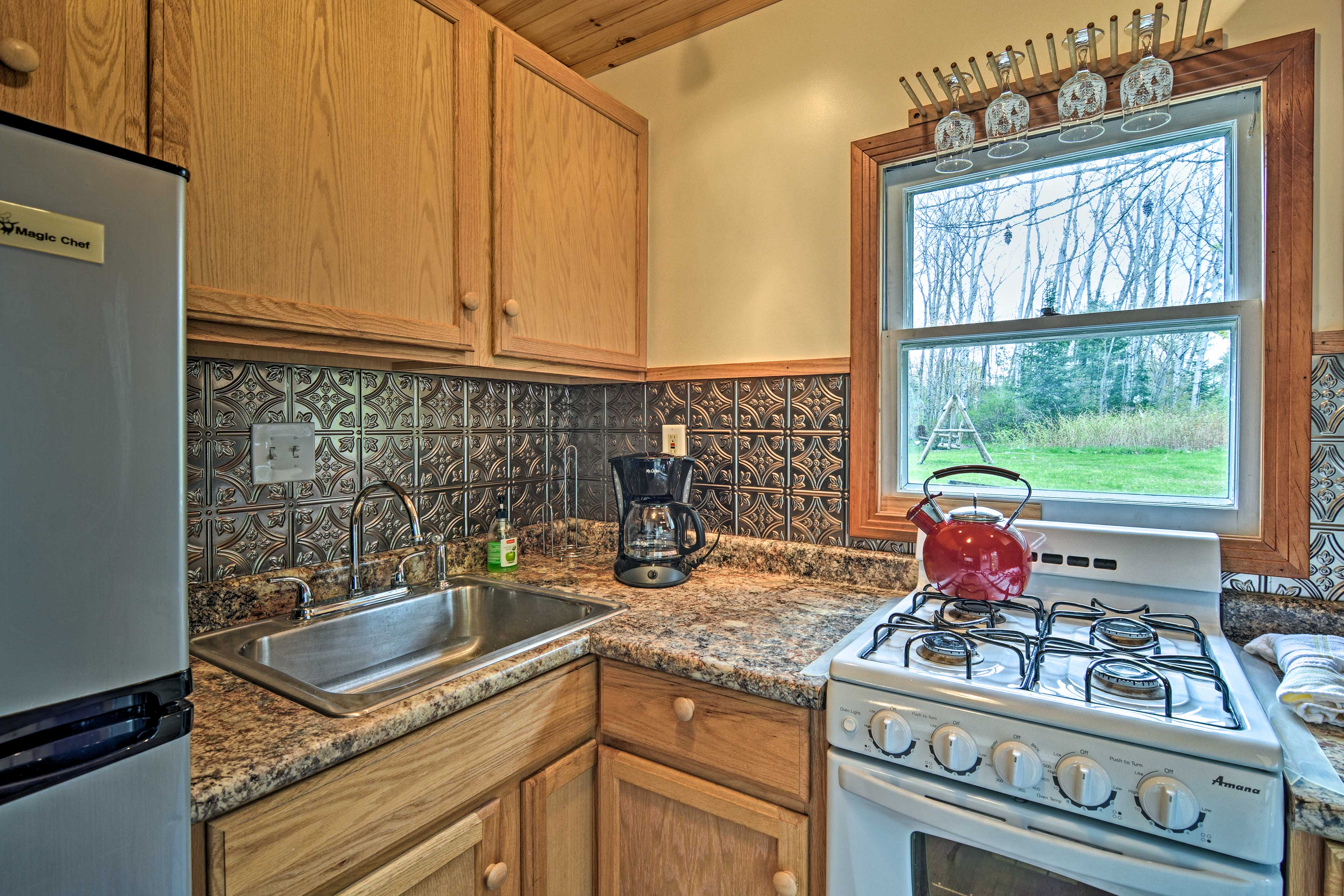 Kitchen | Well-Equipped
