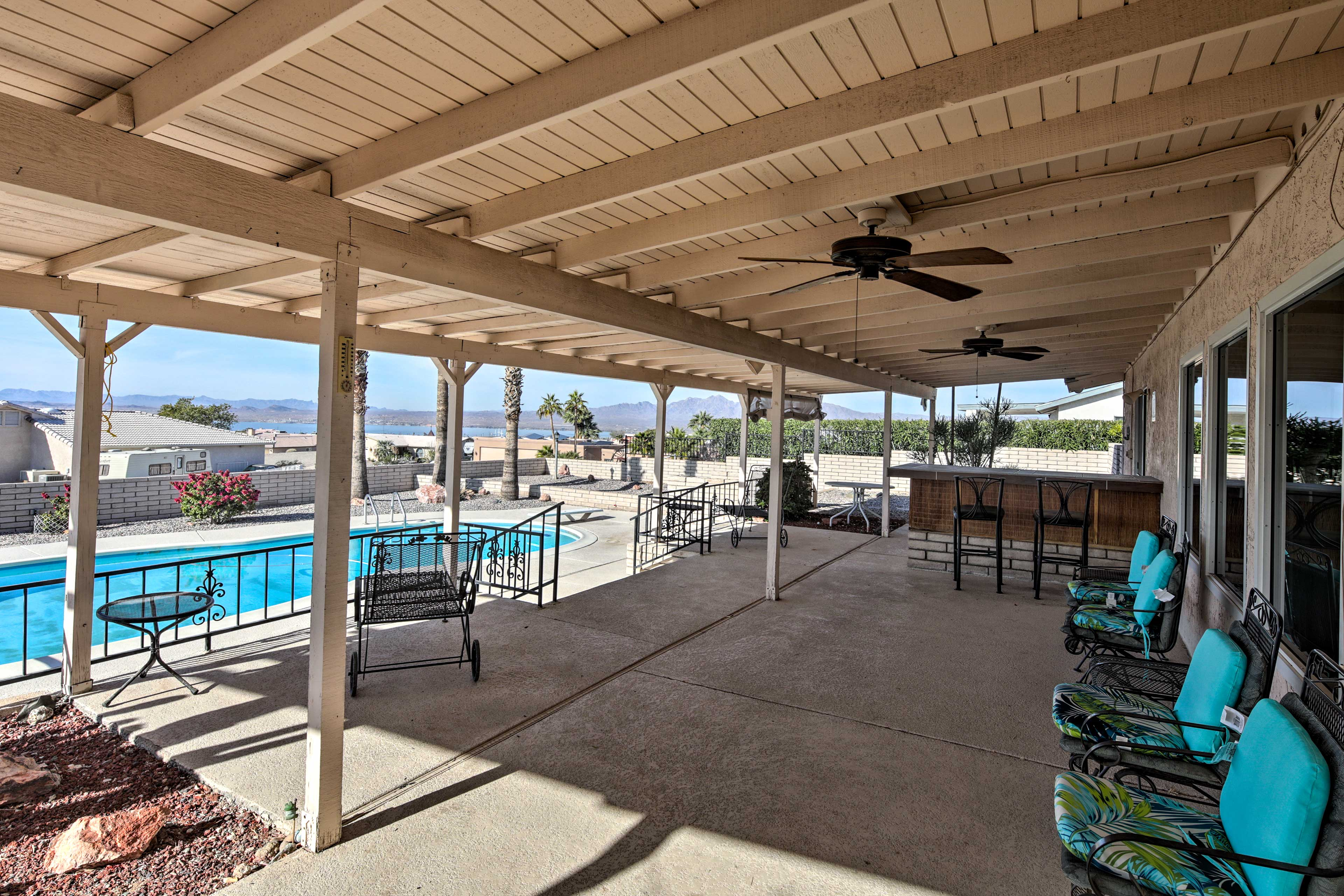 There's no better place to start and end your Lake Havasu days!