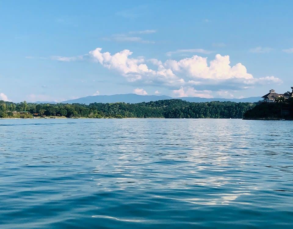 Enjoy the view of well-stocked Douglas Lake!