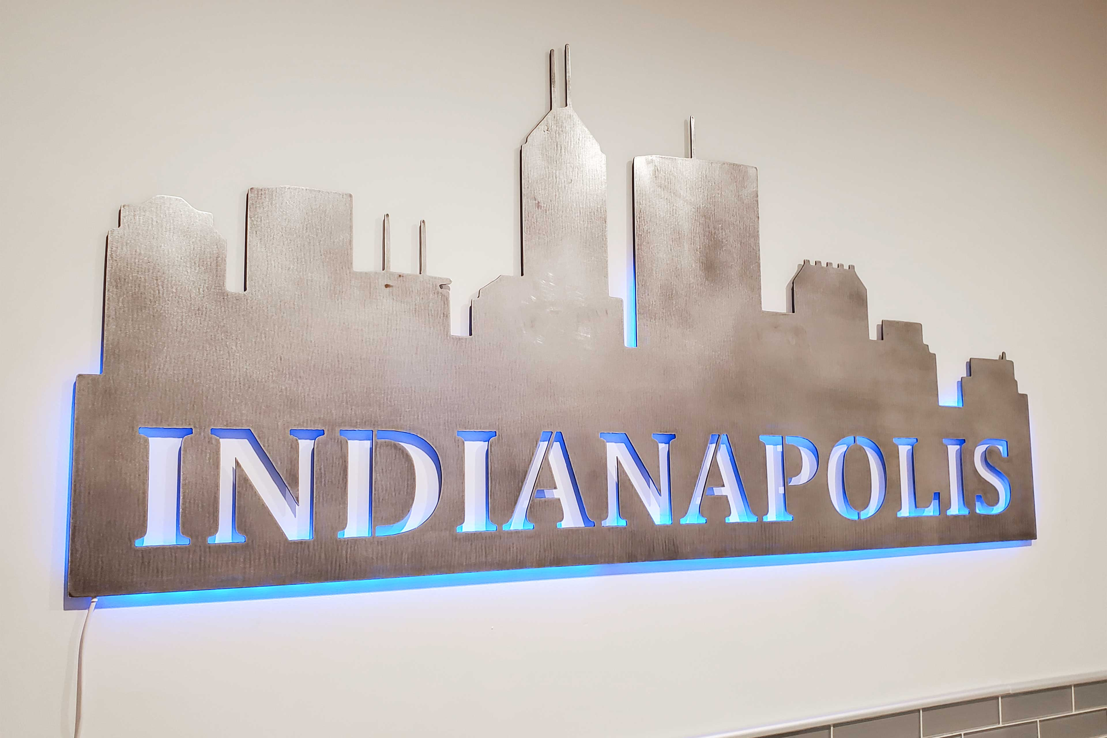 Welcome to your Indy home-away-from-home!