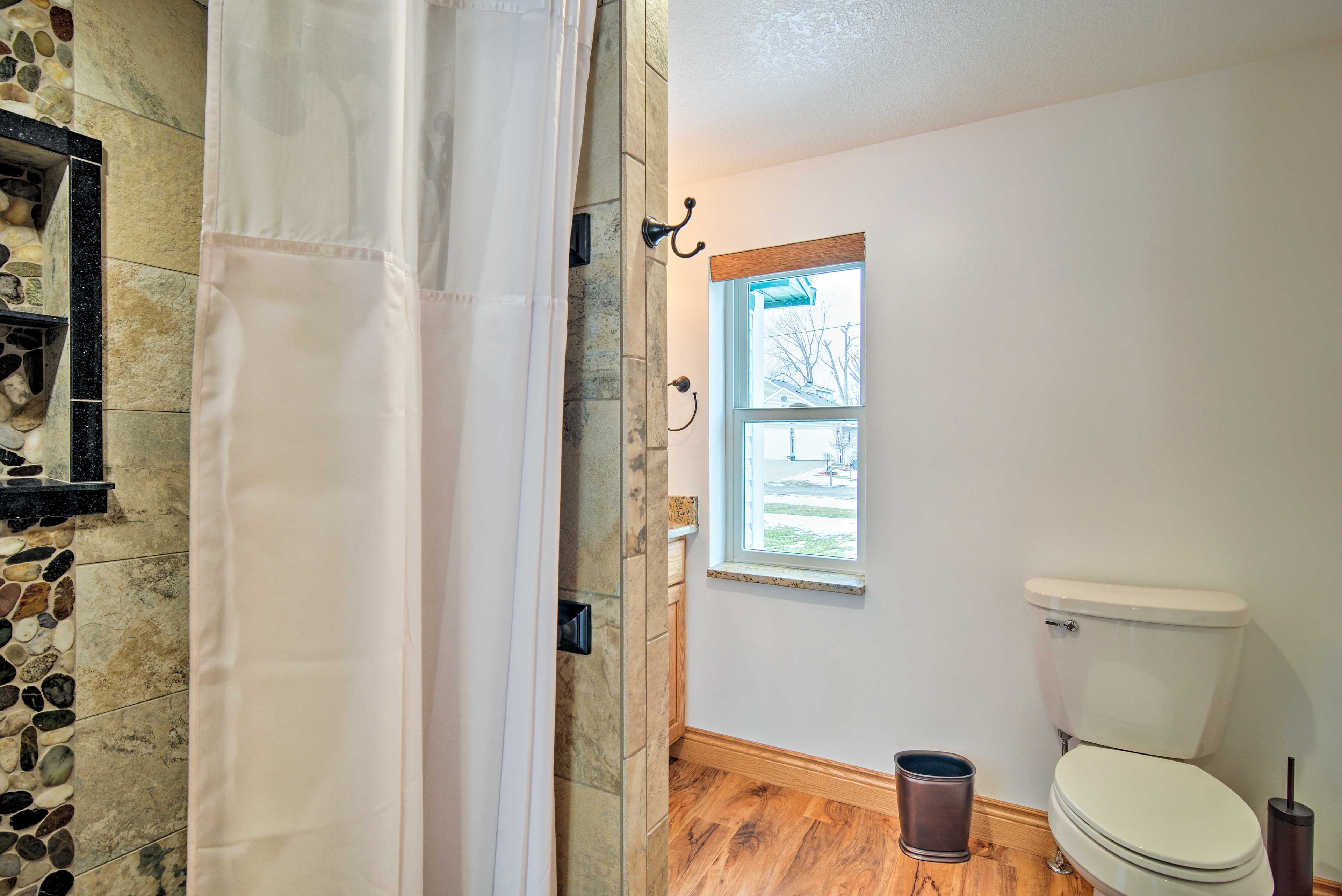 Having 2 bathrooms is important and this home fits the bill.