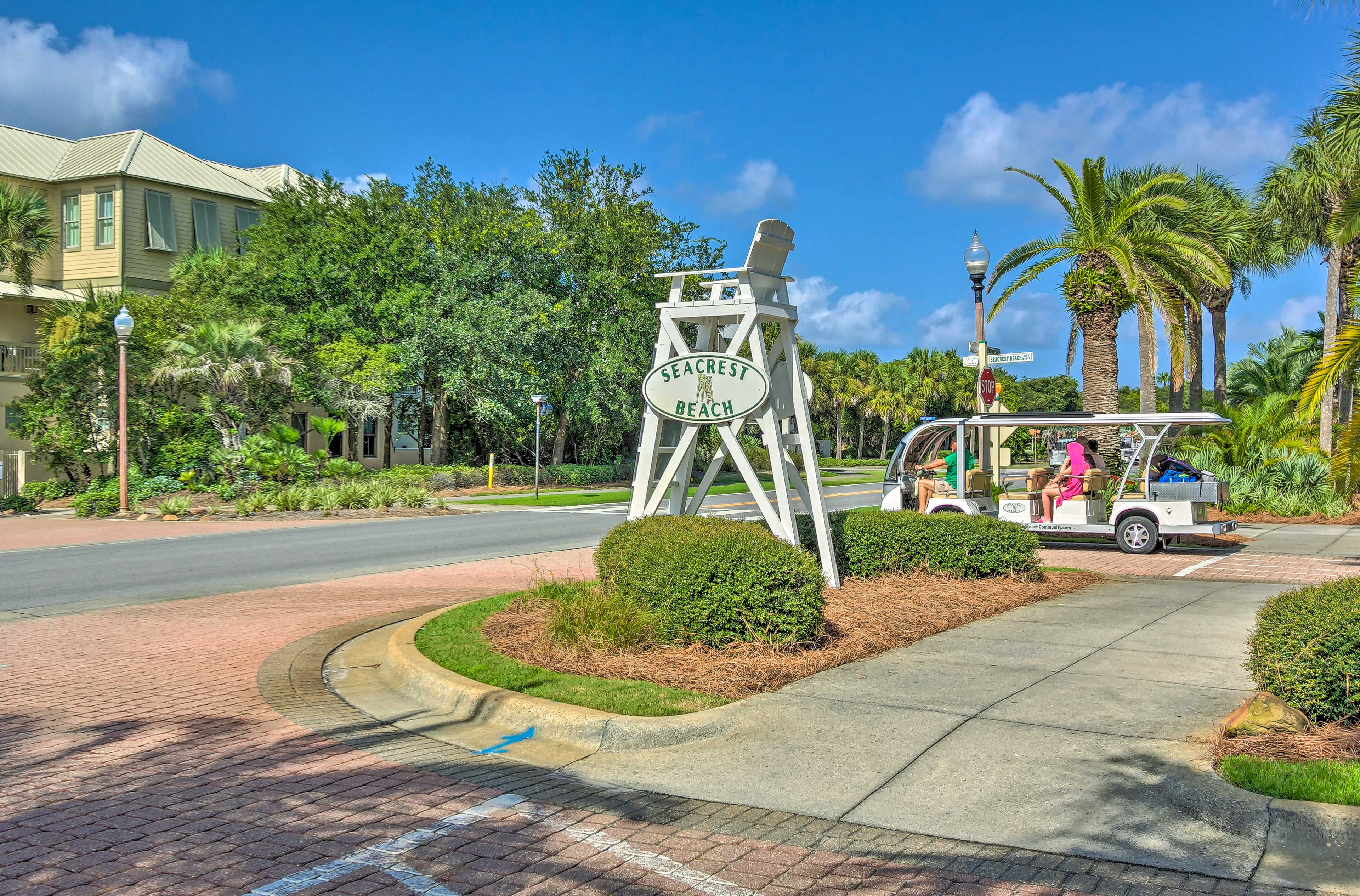 Visit Seacrest Beach for the perfect Sunshine State retreat!