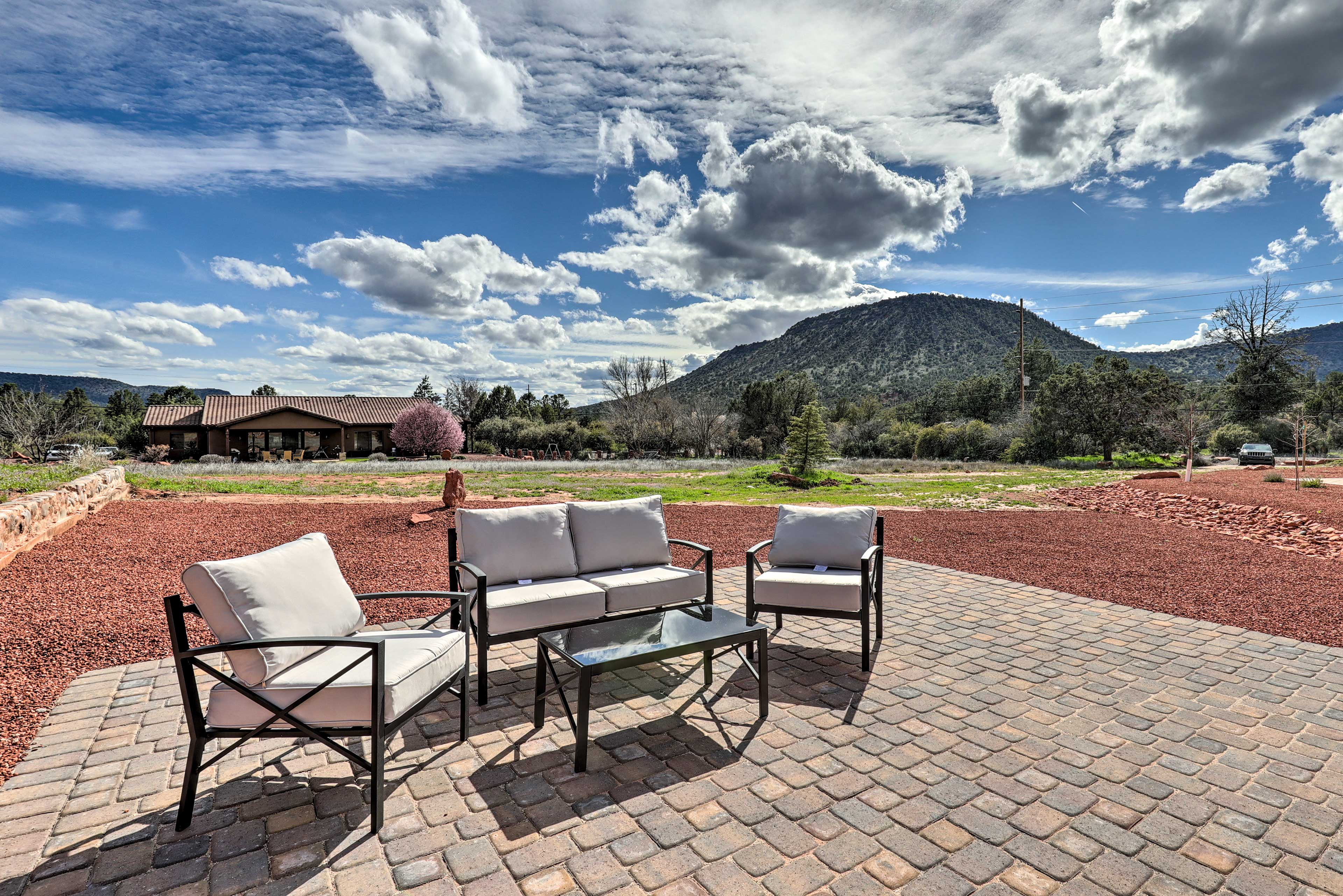Find your next Sedona retreat at this vacation rental home!